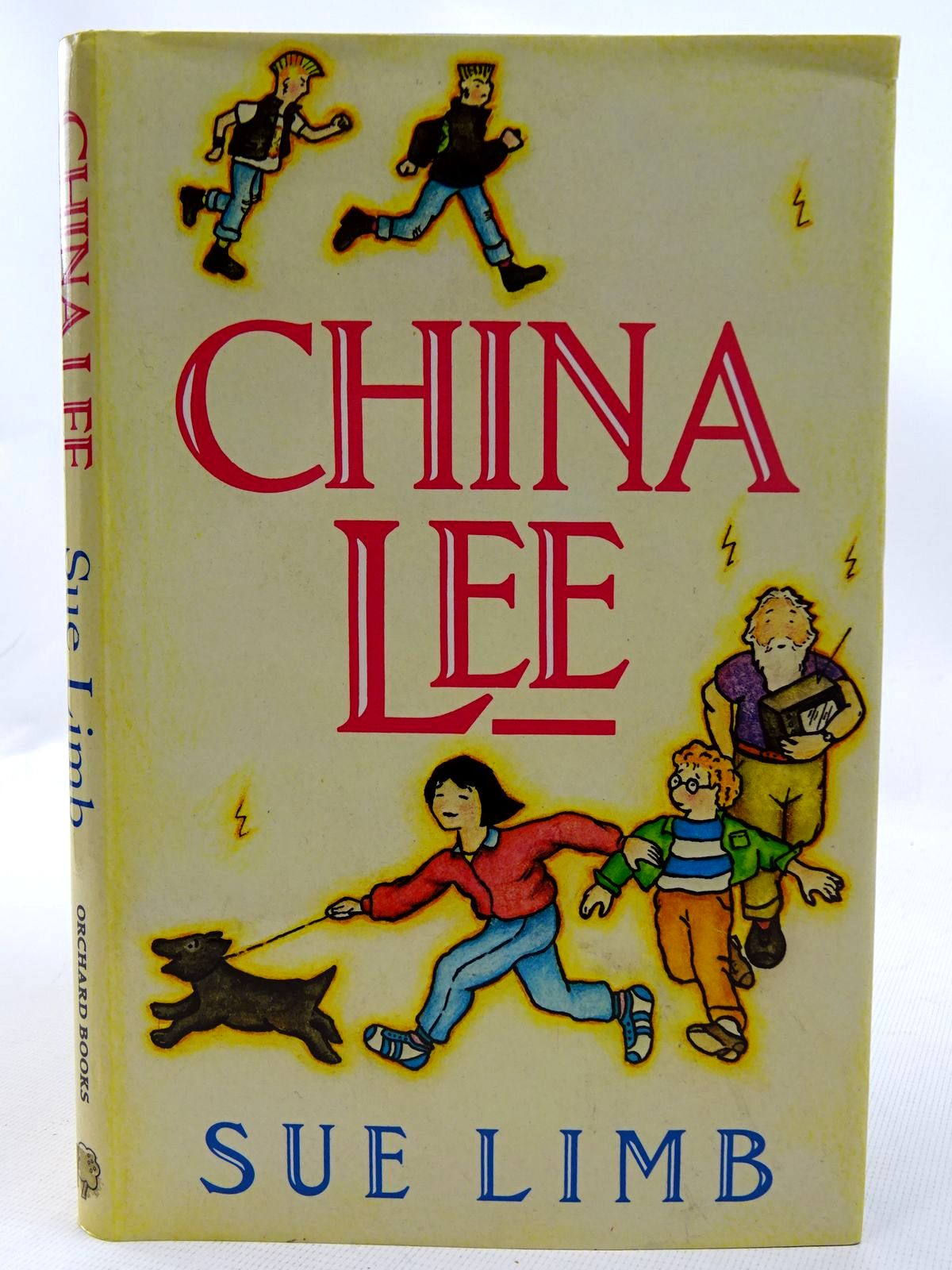 Photo of CHINA LEE- Stock Number: 2126451