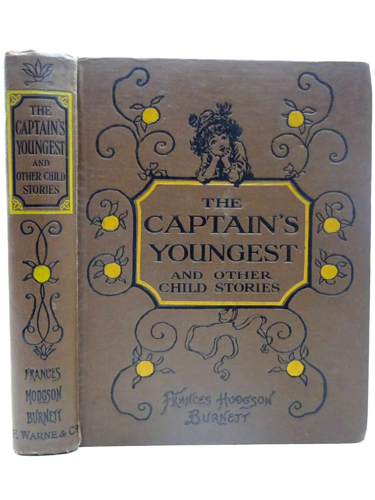Photo of THE CAPTAIN'S YOUNGEST AND OTHER CHILD STORIES- Stock Number: 2126490