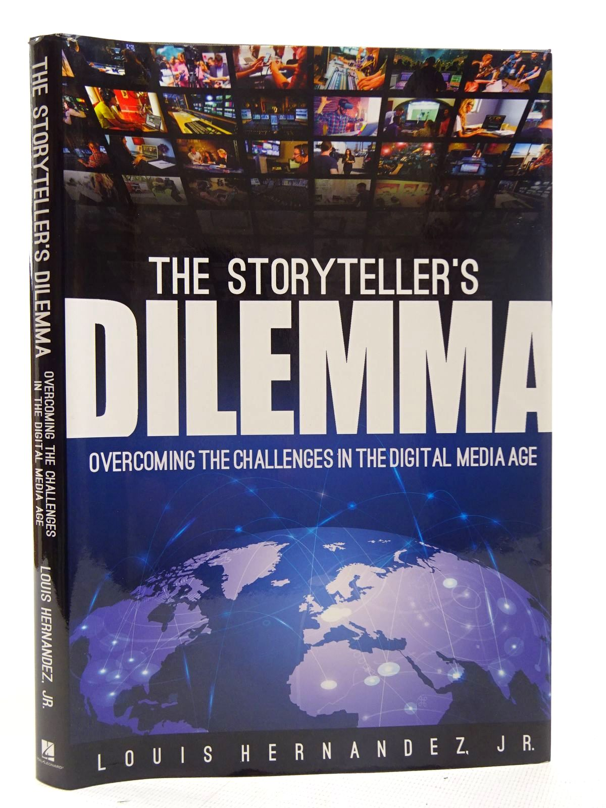 Photo of THE STORYTELLER'S DILEMMA OVERCOMING THE CHALLENGES IN THE DIGITAL MEDIA AGE- Stock Number: 2126507