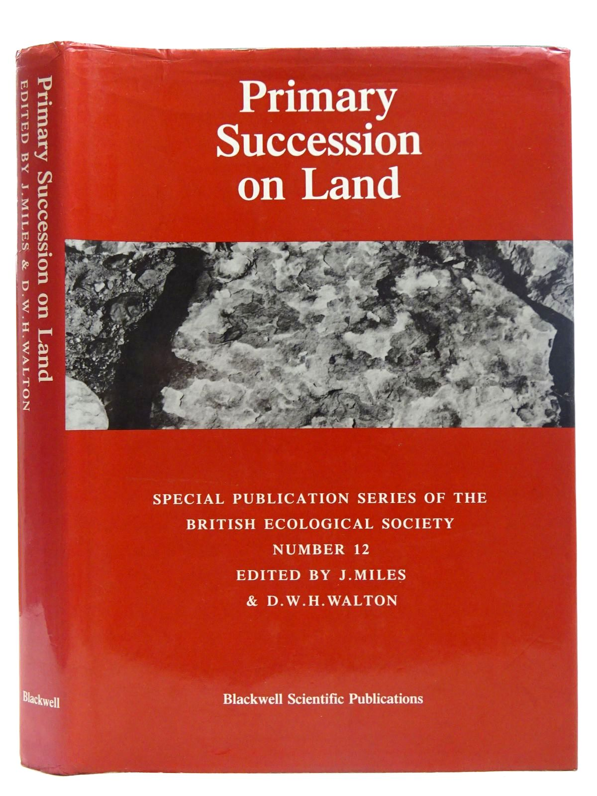 Photo of PRIMARY SUCCESSION ON LAND- Stock Number: 2126545