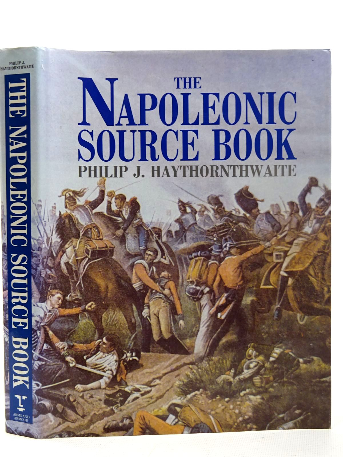 Photo of THE NAPOLEONIC SOURCE BOOK- Stock Number: 2126547