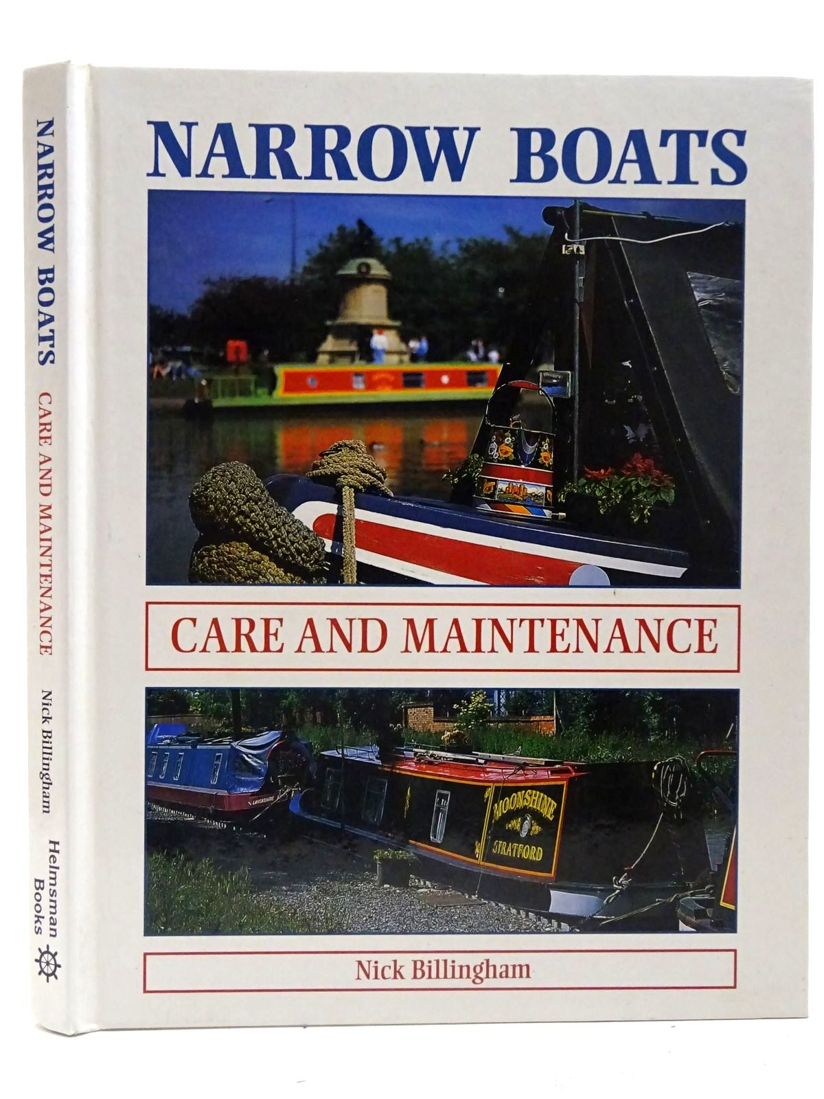 Photo of NARROW BOATS CARE AND MAINTENACE written by Billingham, Nick published by The Crowood Press (STOCK CODE: 2126548)  for sale by Stella & Rose's Books