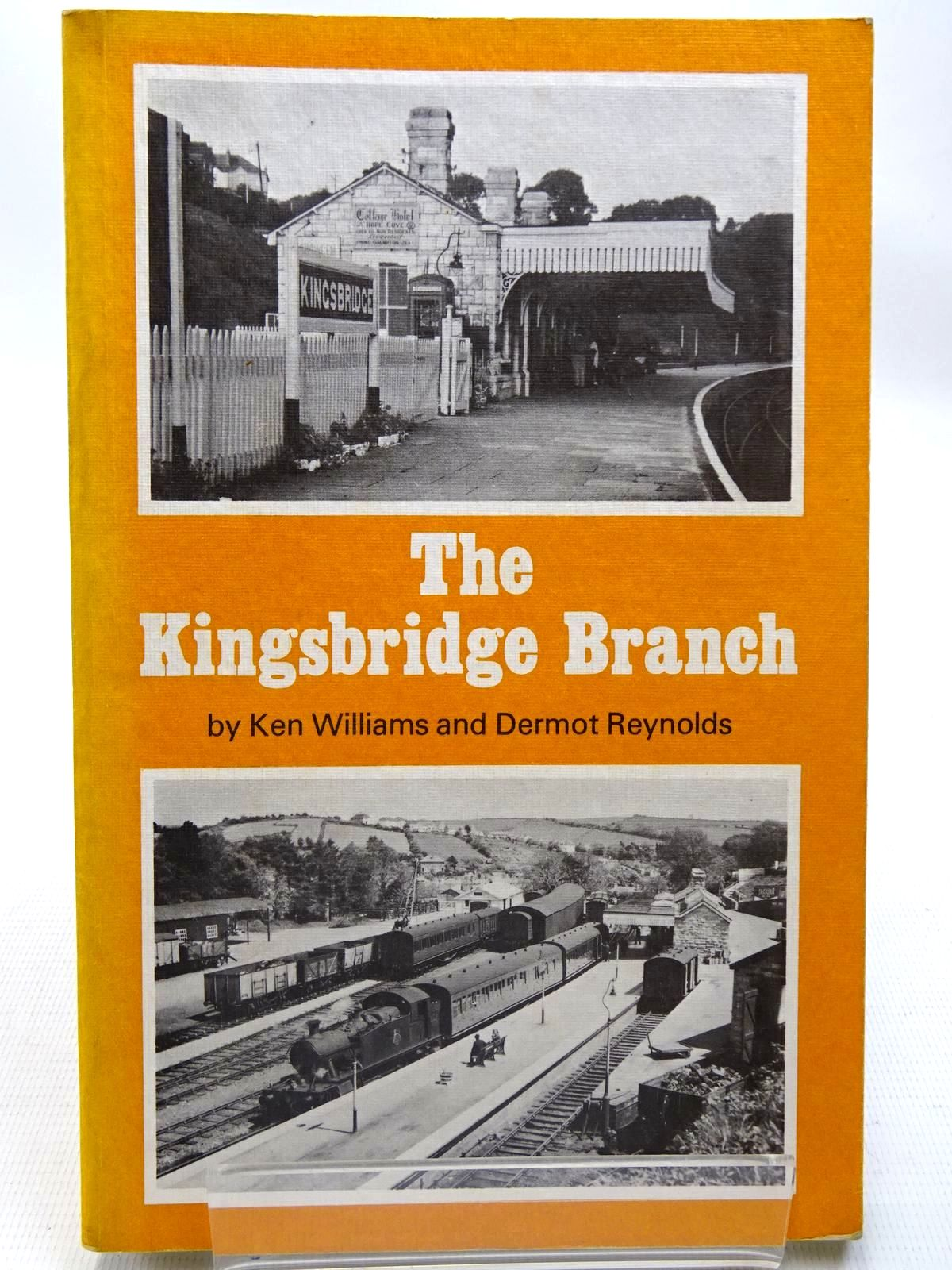 Photo of THE KINGSBRIDGE BRANCH written by Williams, Ken