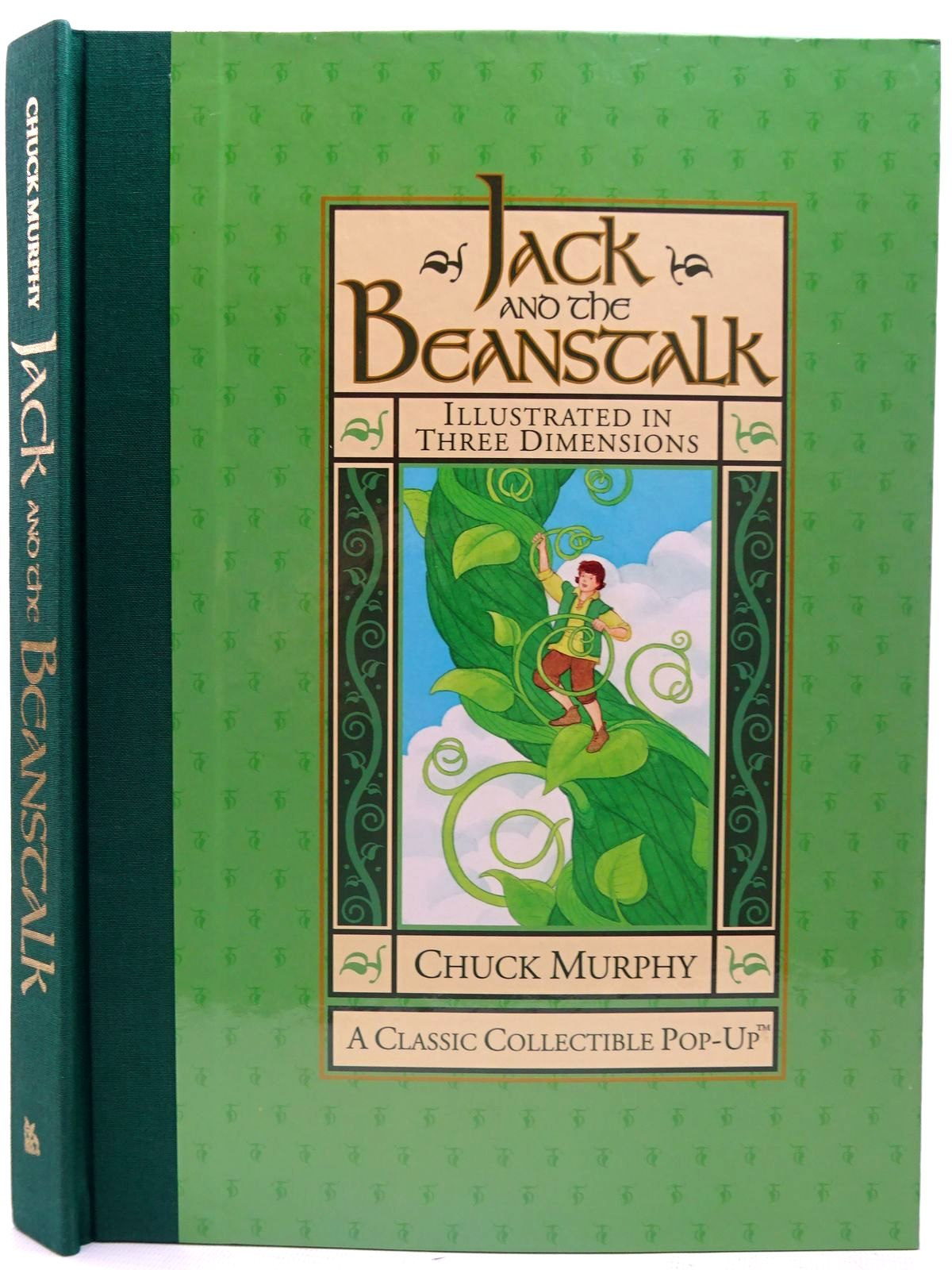 Photo of JACK AND THE BEANSTALK written by Murphy, Chuck illustrated by Murphy, Chuck published by Little Simon (STOCK CODE: 2126647)  for sale by Stella & Rose's Books