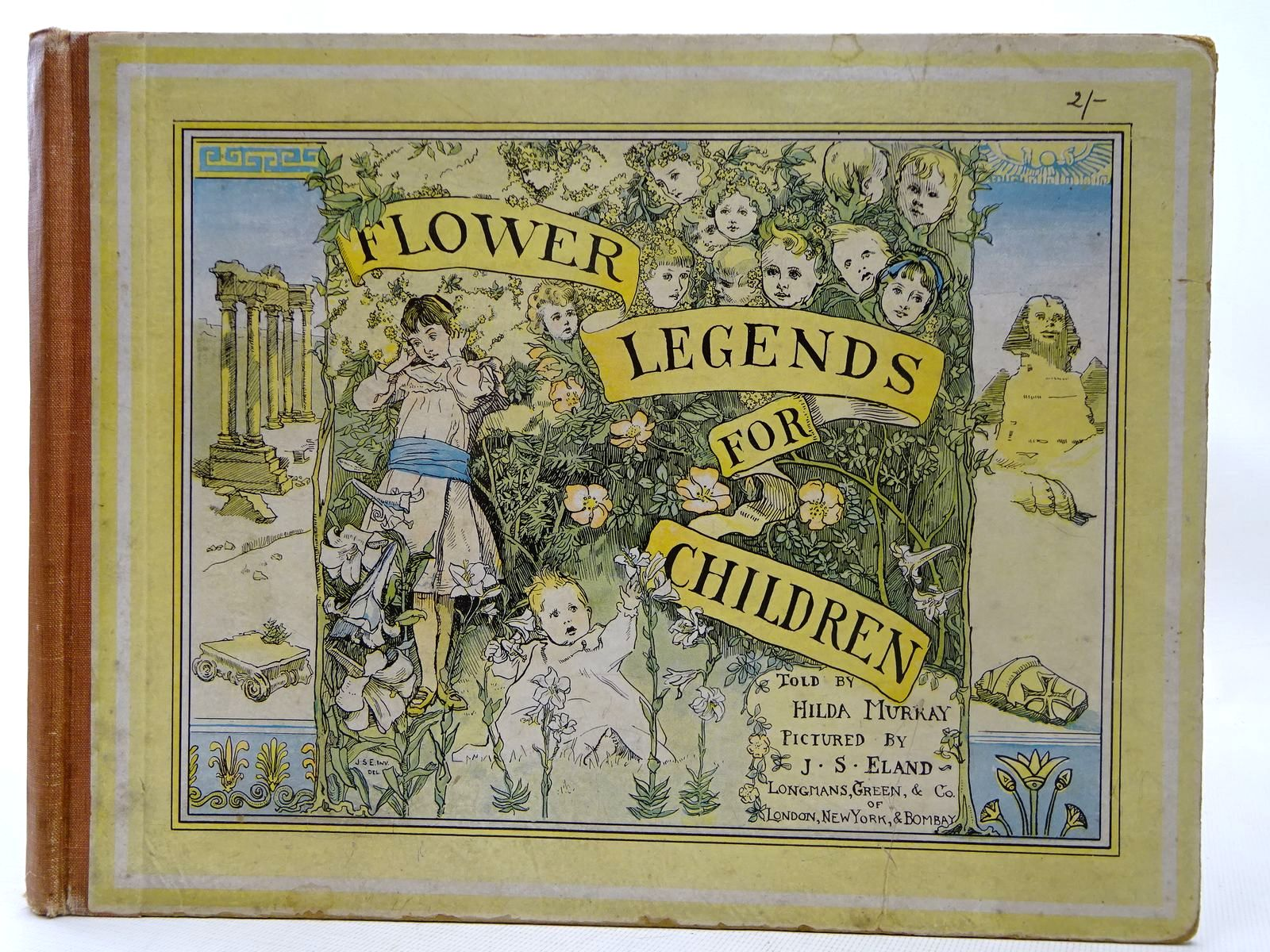 Photo of FLOWER LEGENDS FOR CHILDREN- Stock Number: 2126687