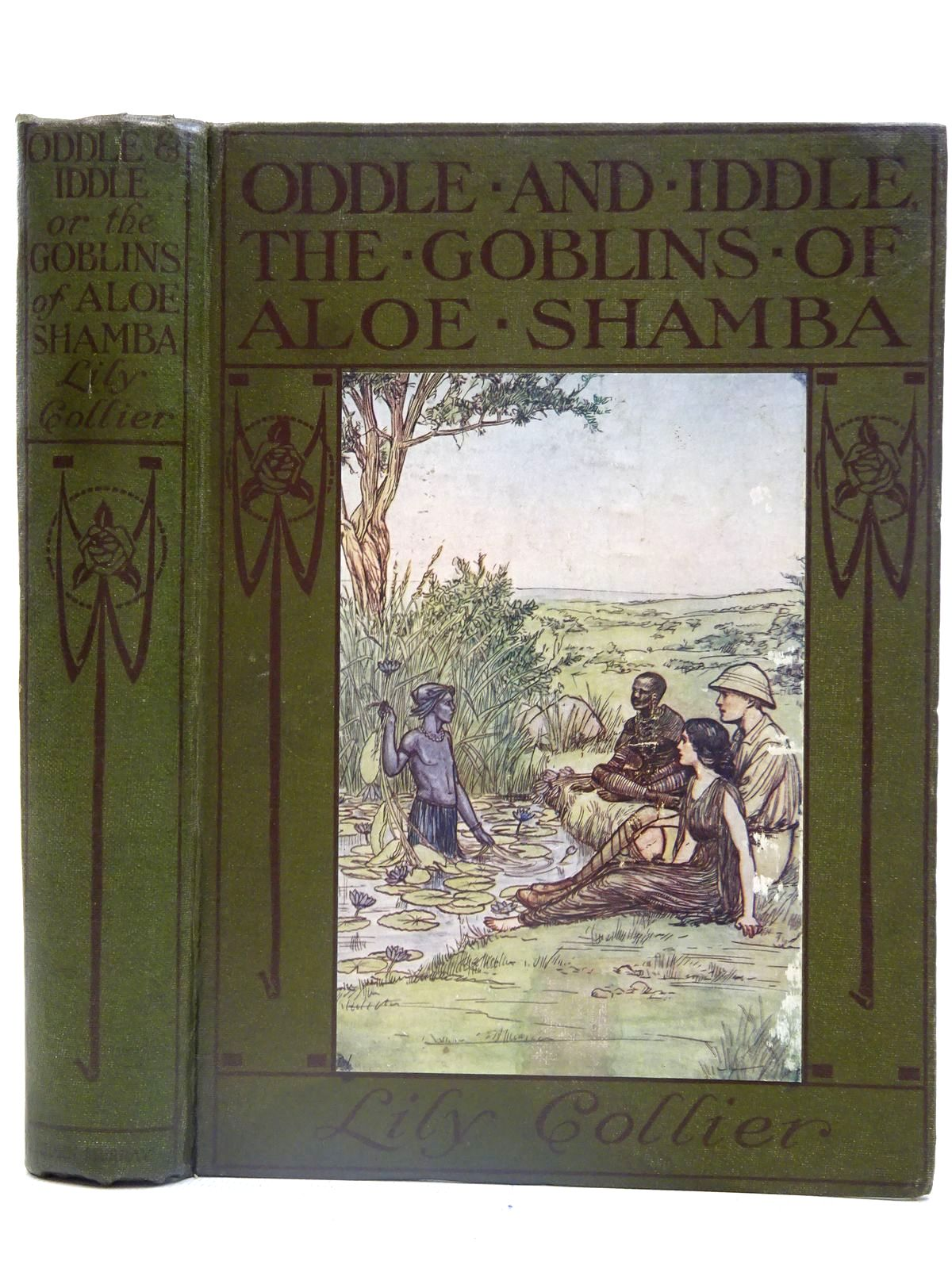 Photo of ODDLE AND IDDLE- Stock Number: 2126697