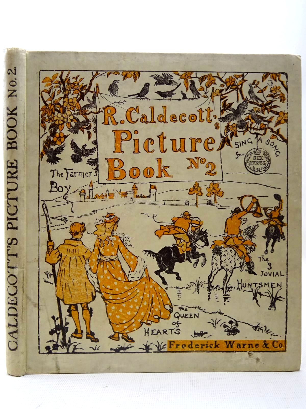 Photo of R. CALDECOTT'S PICTURE No. 2- Stock Number: 2126738