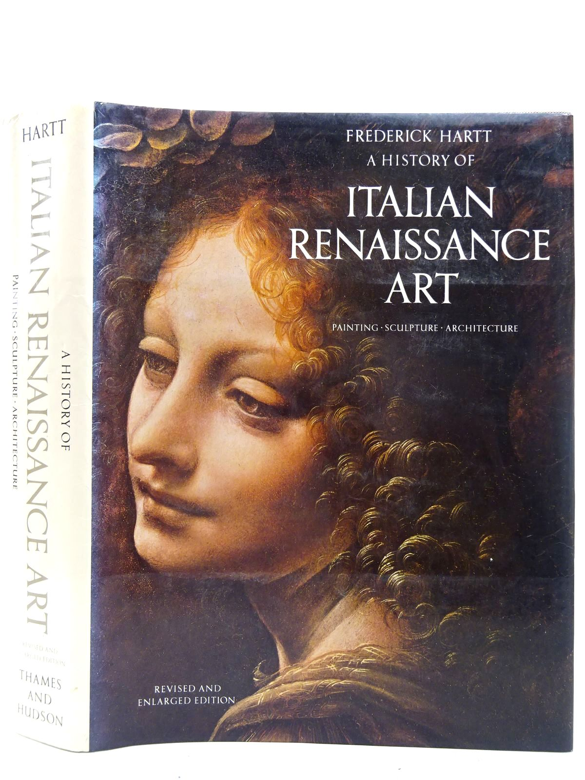 Photo of A HISTORY OF ITALIAN RENAISSANCE ART written by Hartt, Frederick published by Thames and Hudson (STOCK CODE: 2126829)  for sale by Stella & Rose's Books