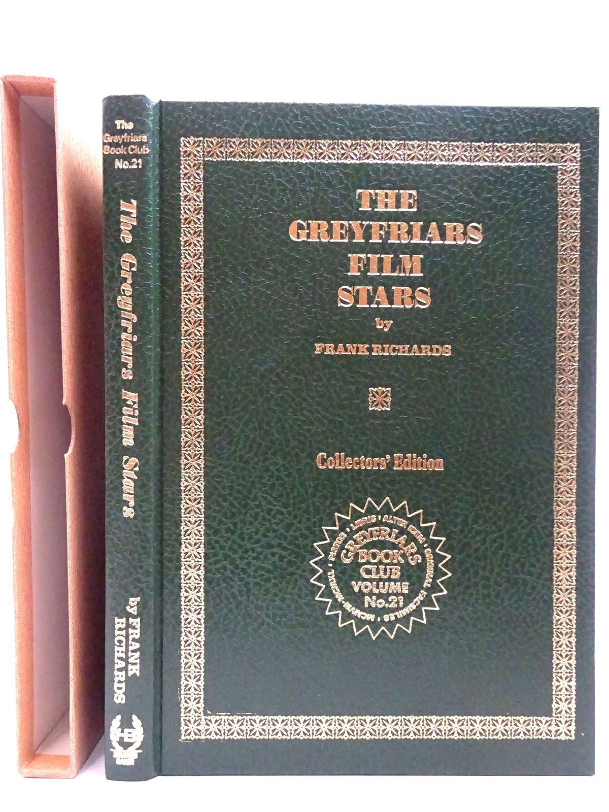 Photo of THE GREYFRIARS FILM STARS written by Richards, Frank published by Howard Baker Press (STOCK CODE: 2126863)  for sale by Stella & Rose's Books