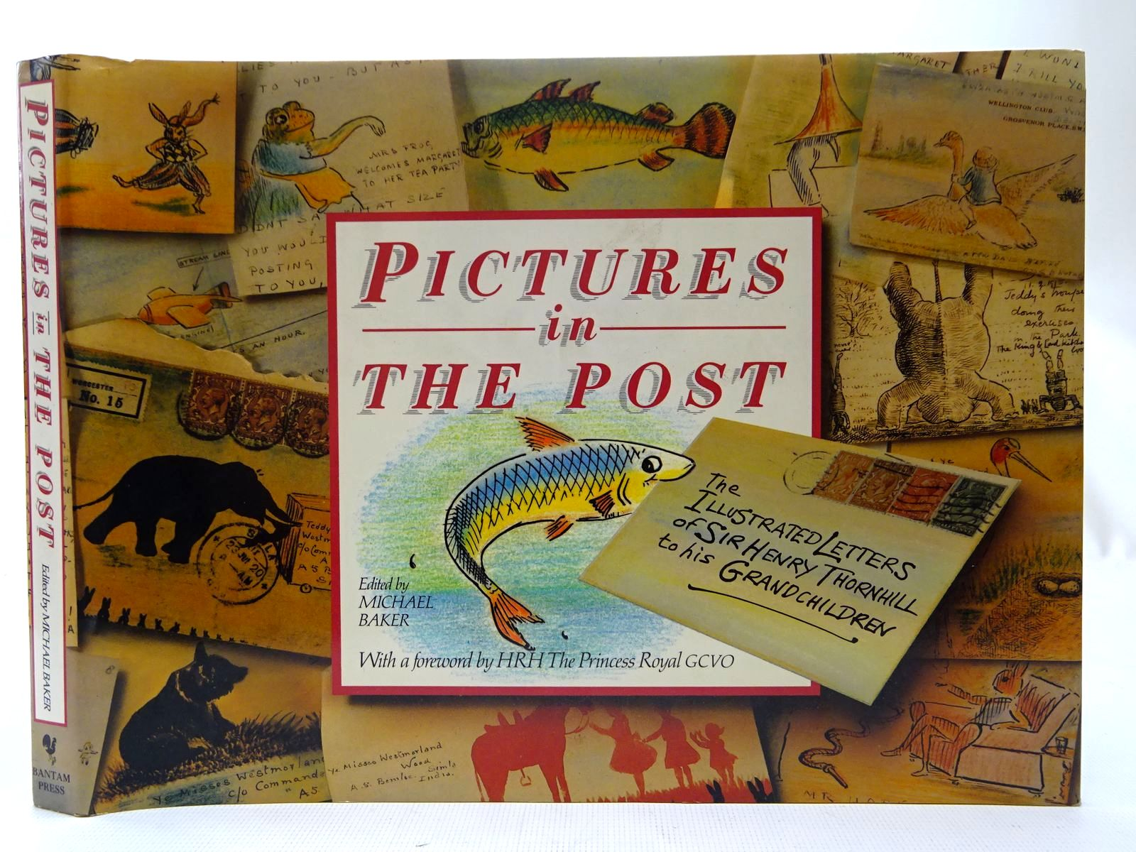 Photo of PICTURES IN THE POST- Stock Number: 2126871