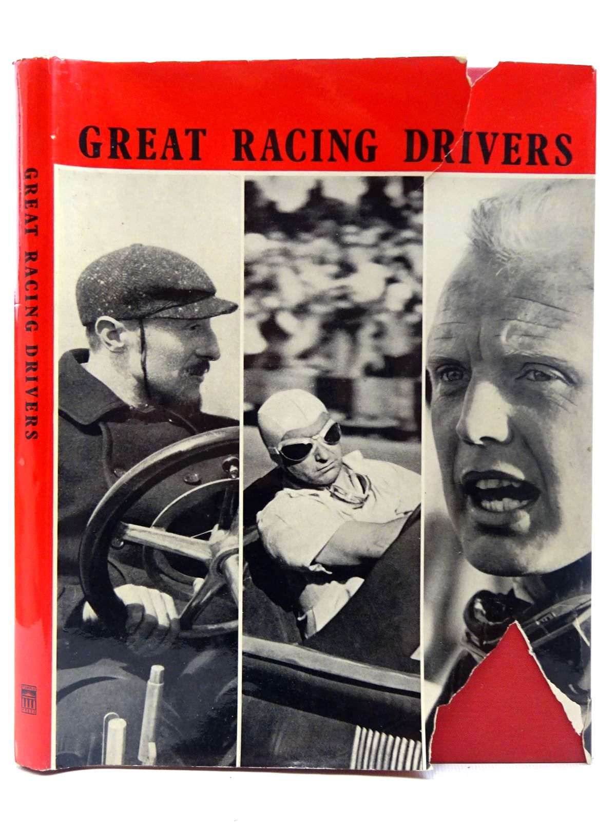 Photo of GREAT RACING DRIVERS written by Hodges, David published by Temple Press Books (STOCK CODE: 2126877)  for sale by Stella & Rose's Books