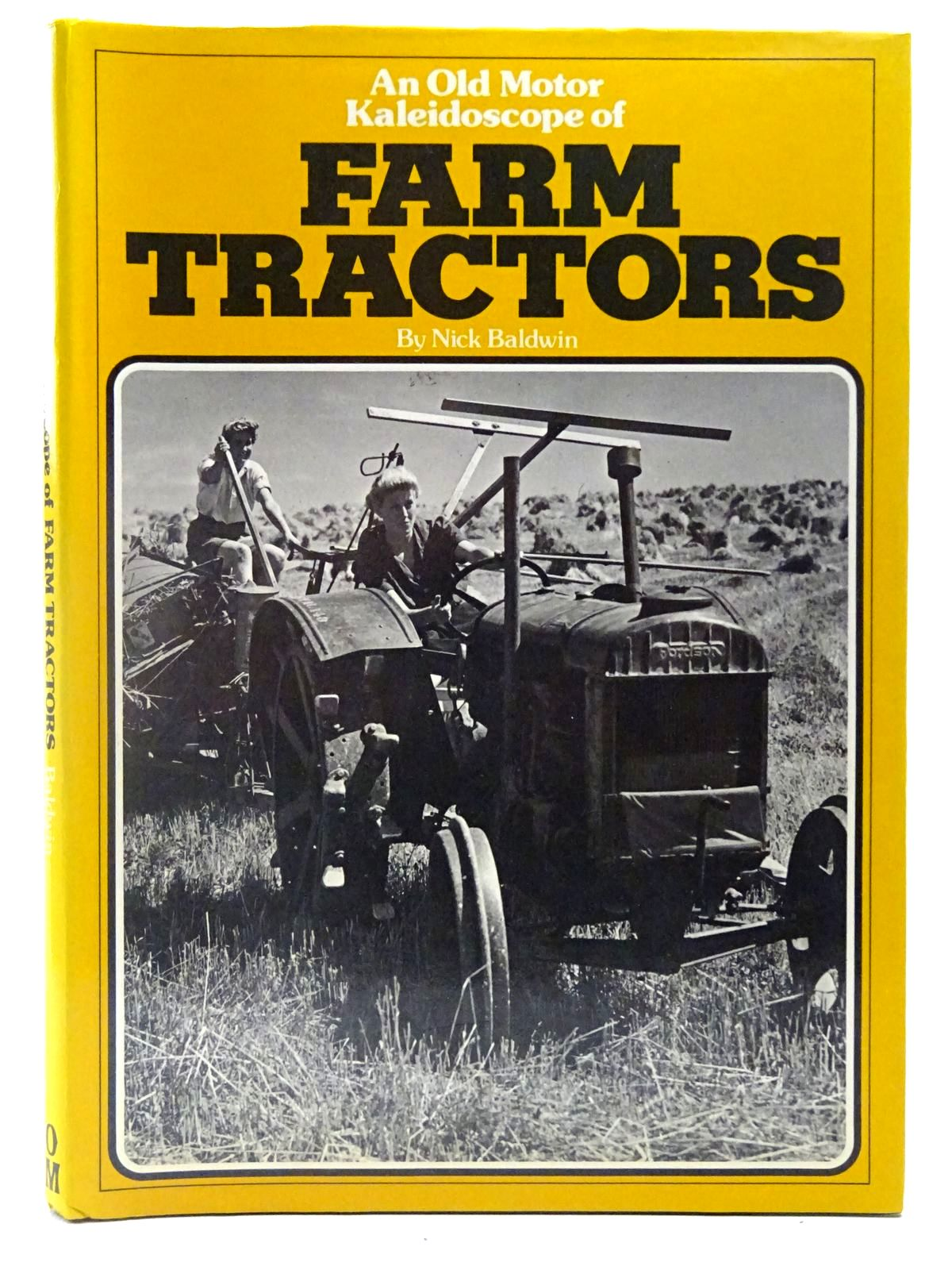 Photo of AN OLD MOTOR KALEIDOSCOPE OF FARM TRACTORS- Stock Number: 2126892