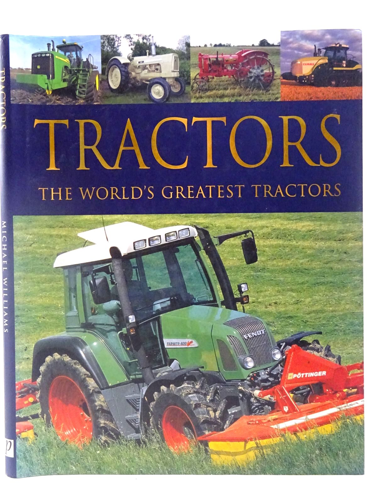 Photo of TRACTORS THE WORLD'S GREATEST TRACTORS- Stock Number: 2126897