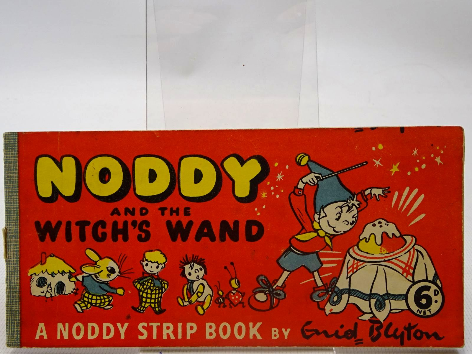 Photo of NODDY AND THE WITCH'S WAND written by Blyton, Enid published by Sampson Low (STOCK CODE: 2126906)  for sale by Stella & Rose's Books