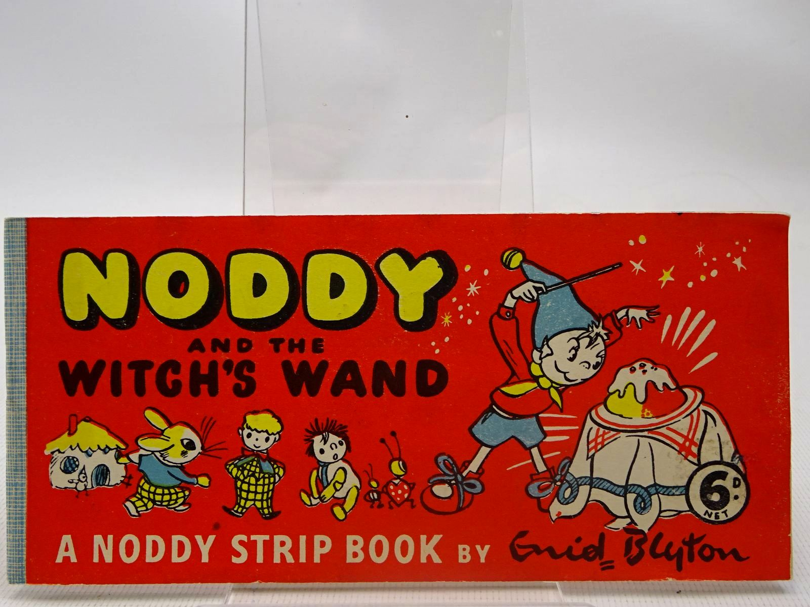 Photo of NODDY AND THE WITCH'S WAND written by Blyton, Enid published by Sampson Low (STOCK CODE: 2126909)  for sale by Stella & Rose's Books