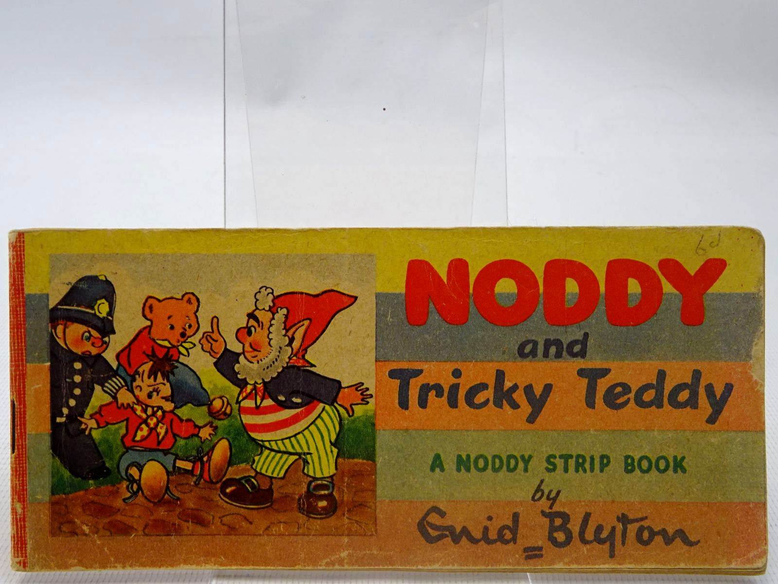 Photo of NODDY AND TRICKY TEDDY- Stock Number: 2126910