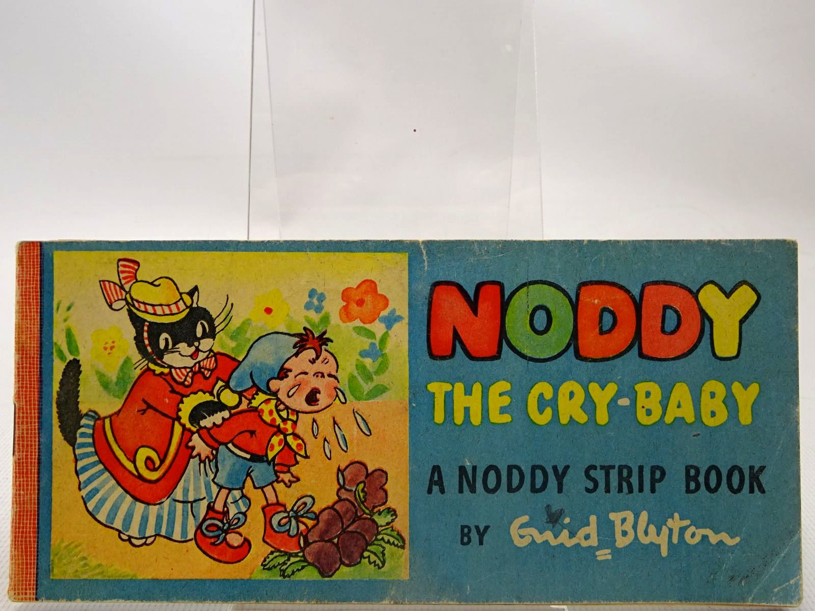 Photo of NODDY THE CRY-BABY- Stock Number: 2126914