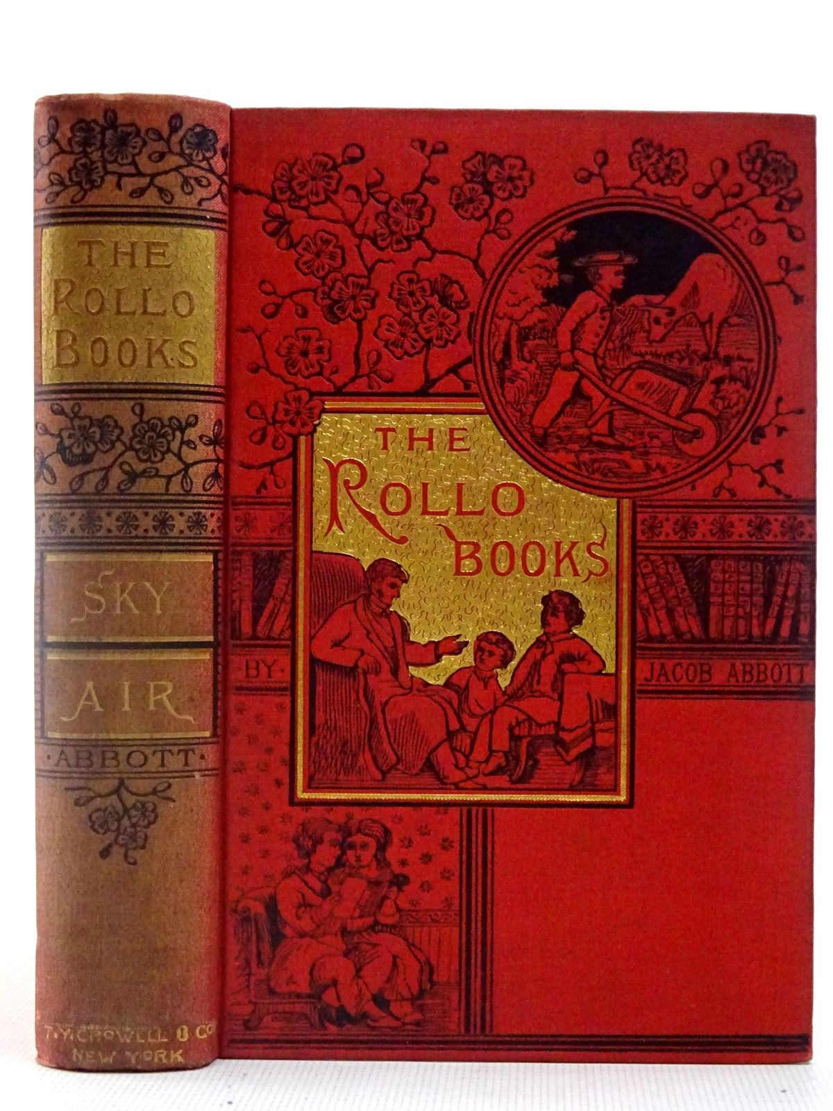 Photo of THE ROLLO BOOKS ROLLO'S PHILOSOPHY SKY & AIR written by Abbott, Jacob published by T.Y. Crowell & Co. (STOCK CODE: 2126917)  for sale by Stella & Rose's Books