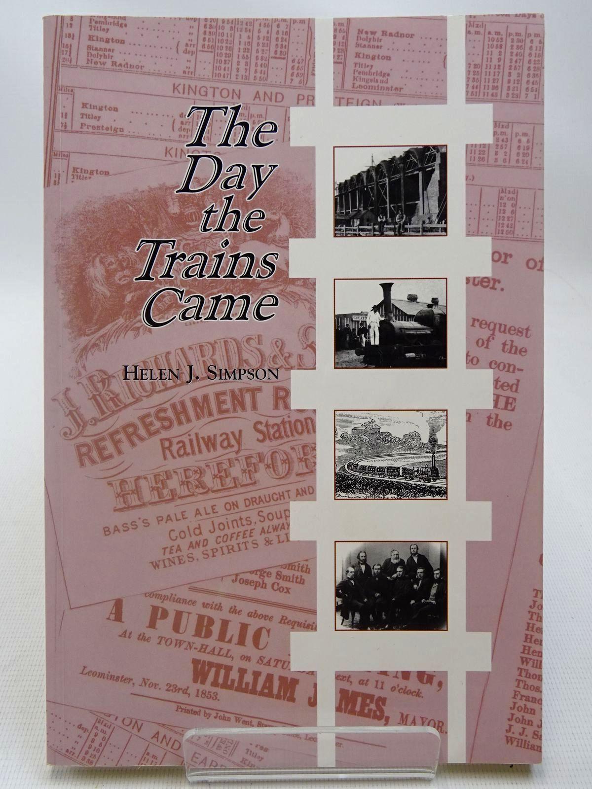 Photo of THE DAY THE TRAINS CAME written by Simpson, Helen J. published by Gracewing (STOCK CODE: 2126920)  for sale by Stella & Rose's Books