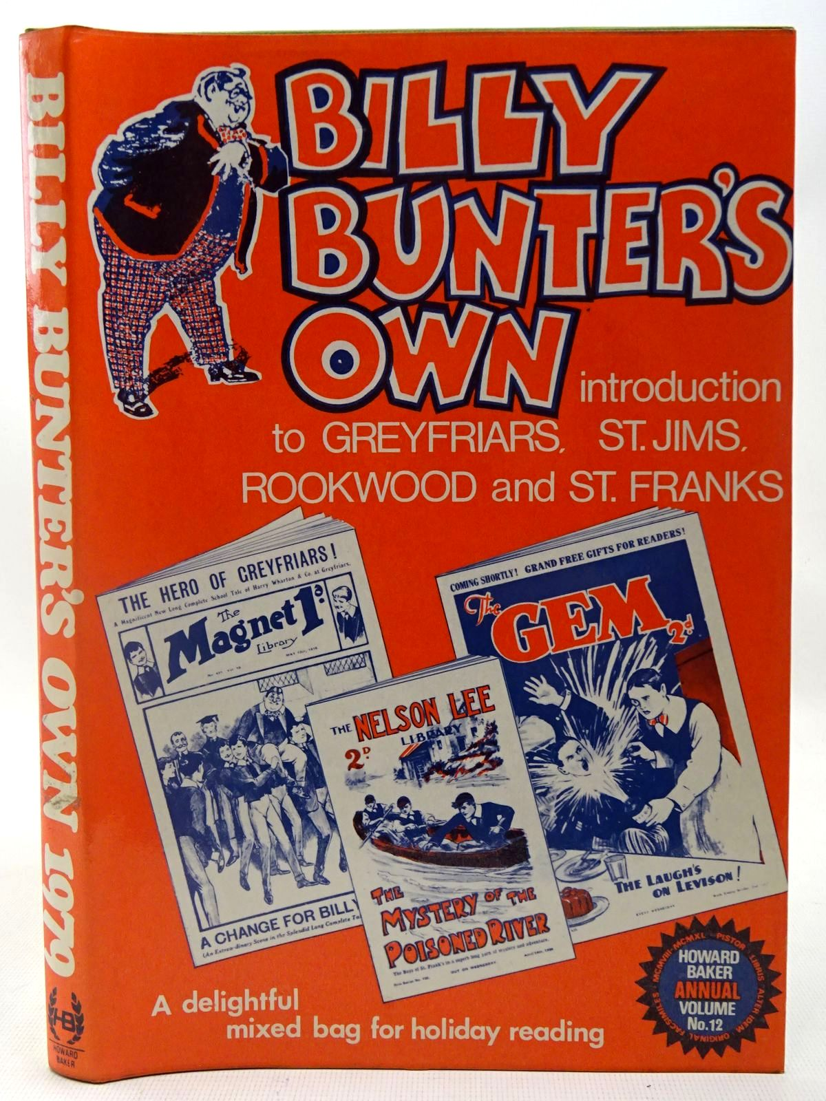Photo of BILLY BUNTER'S OWN written by Richards, Frank published by Howard Baker (STOCK CODE: 2126938)  for sale by Stella & Rose's Books