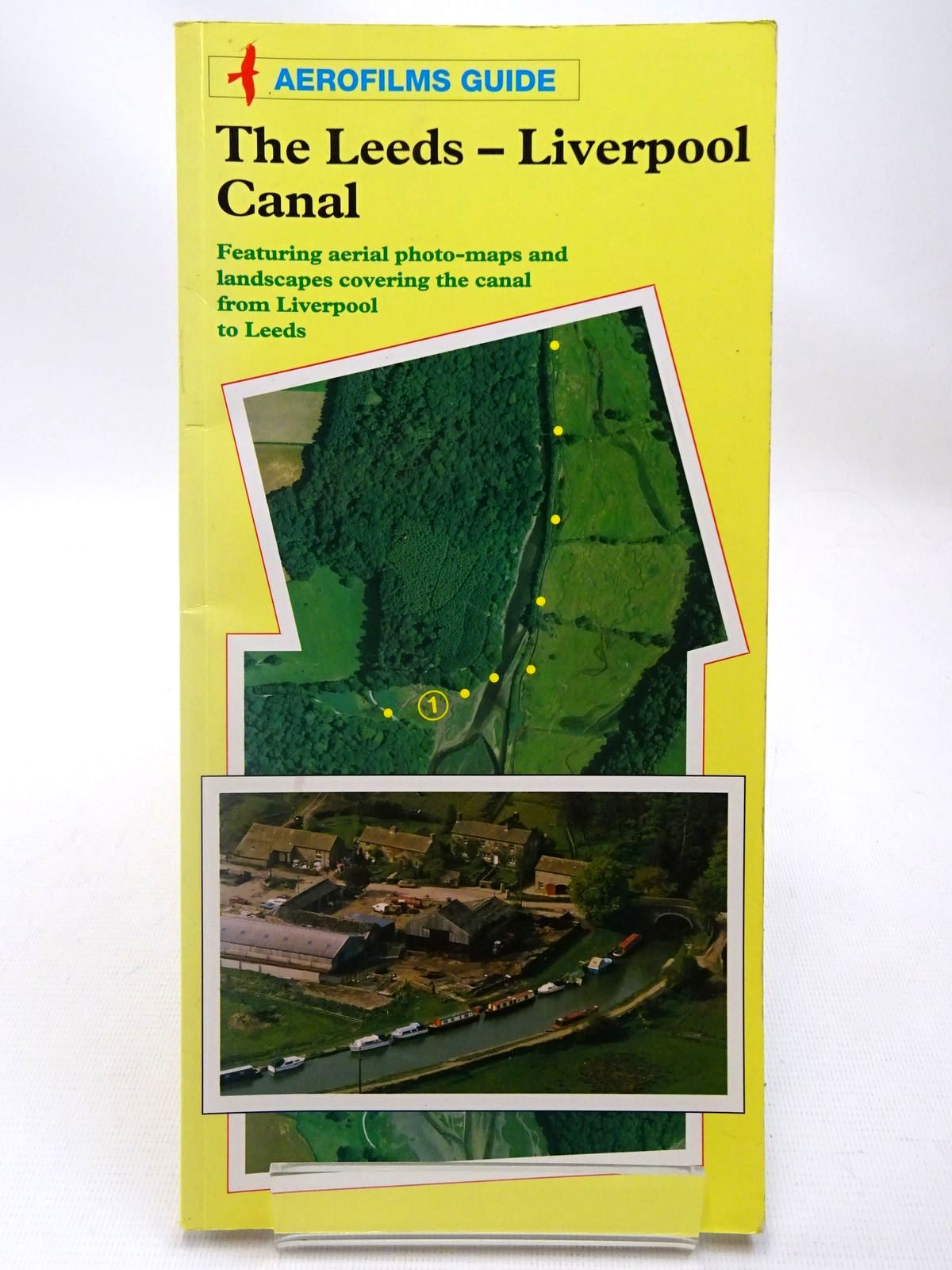 Photo of THE LEEDS-LIVERPOOL CANAL written by Speakman, Colin published by Ian Allan (STOCK CODE: 2126984)  for sale by Stella & Rose's Books