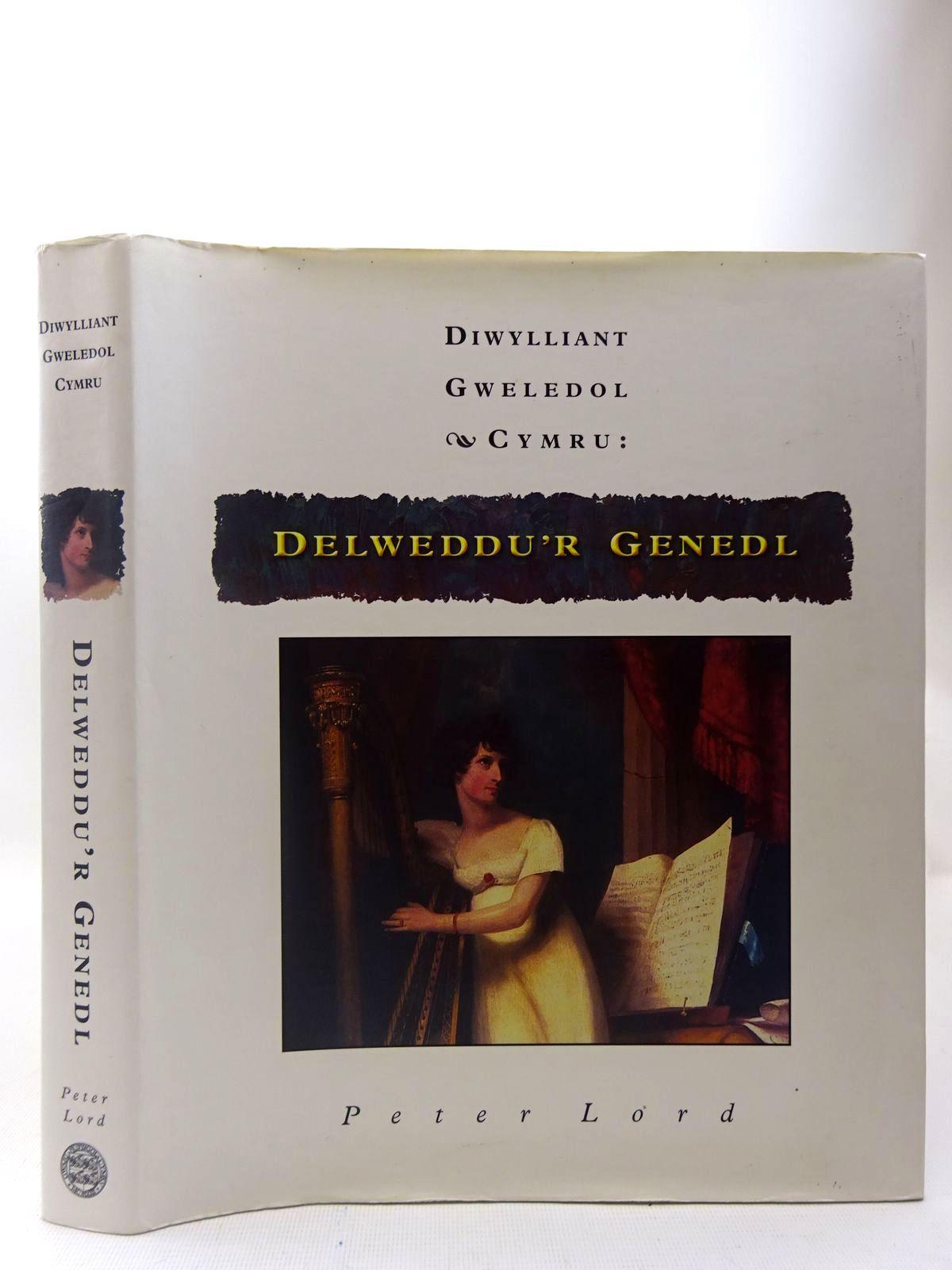 Photo of DIWYLLIANT GWELEDOL CYMRU: DELWEDDU'R GENEDL written by Lord, Peter published by Gwasg Prifysgol Cymru (STOCK CODE: 2126996)  for sale by Stella & Rose's Books