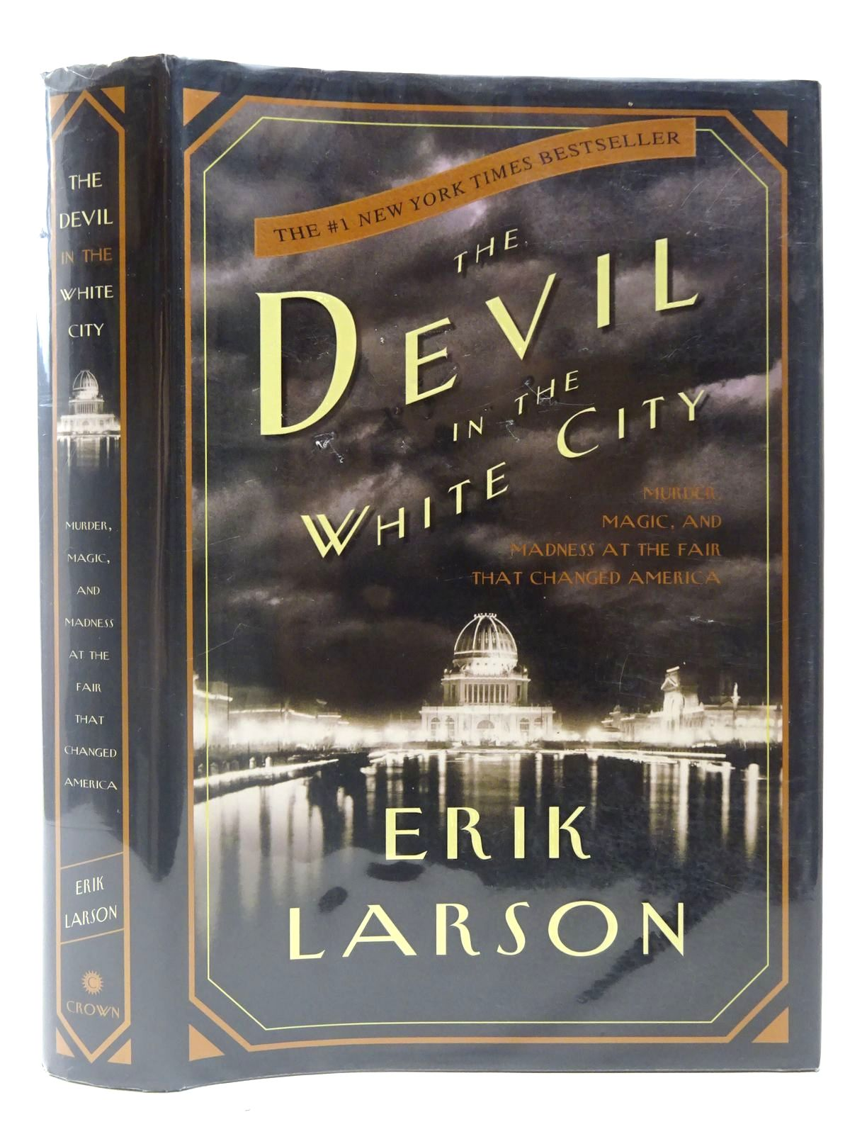 Photo of THE DEVIL IN THE WHITE CITY- Stock Number: 2127038