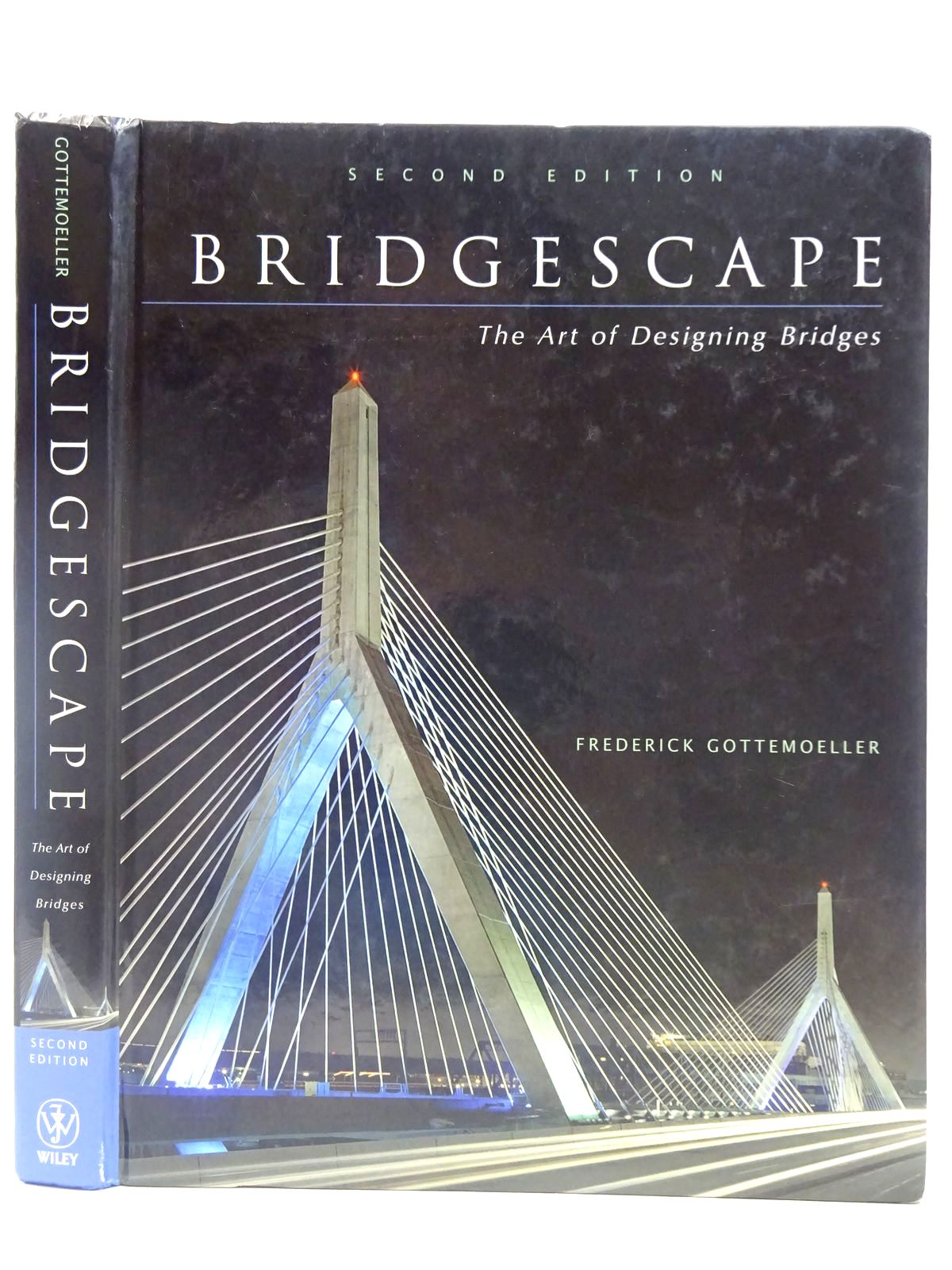 Photo of BRIDGESCAPE THE ART OF DESIGNING BRIDGES- Stock Number: 2127064