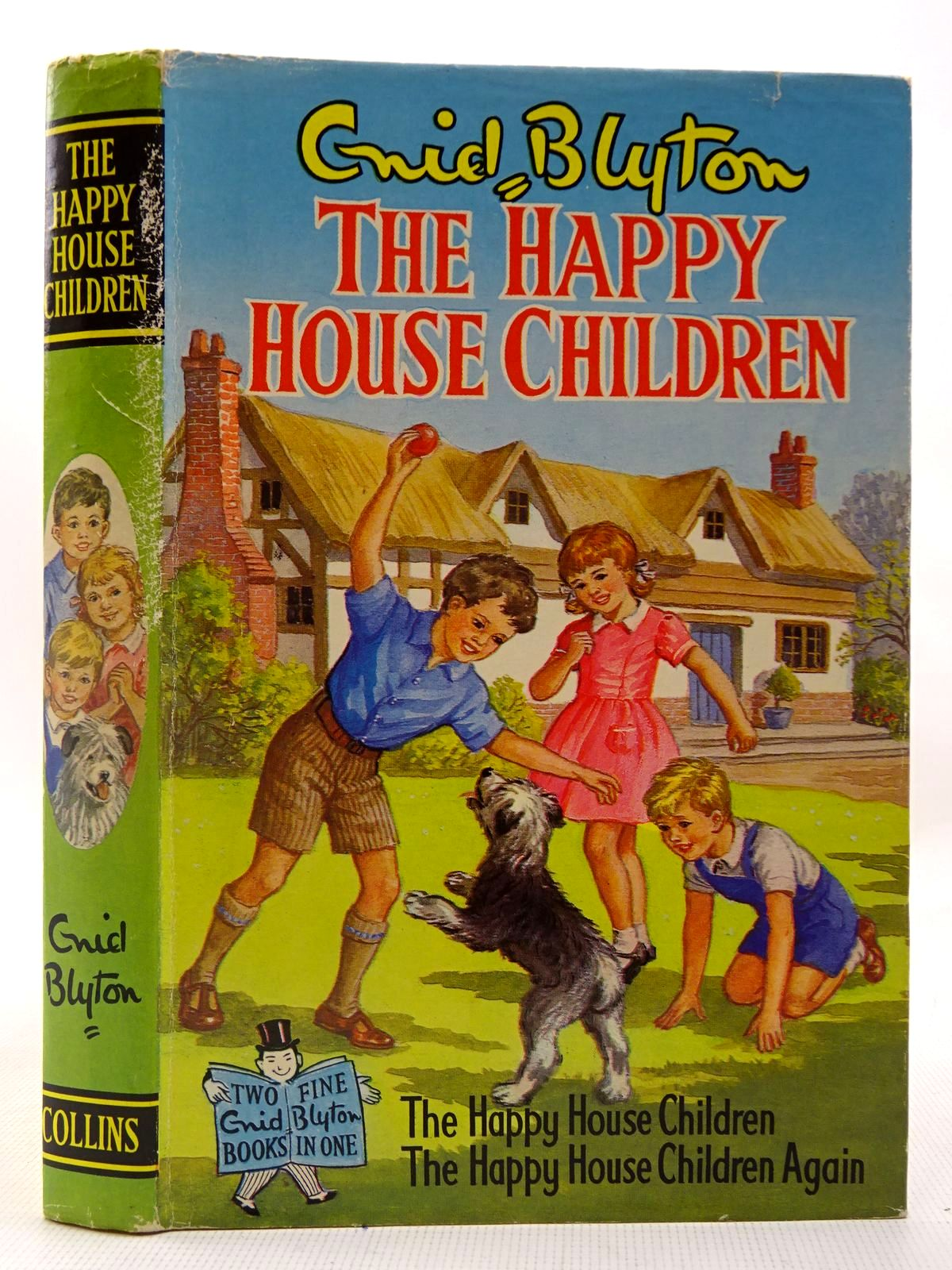Photo of THE HAPPY HOUSE CHILDREN written by Blyton, Enid published by Collins (STOCK CODE: 2127066)  for sale by Stella & Rose's Books