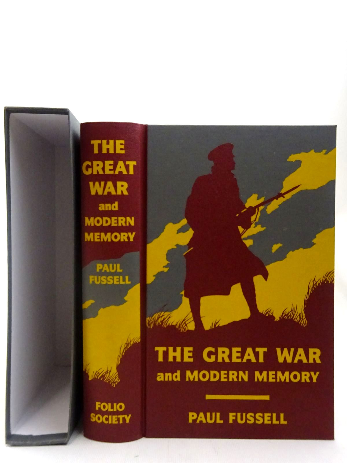 Photo of THE GREAT WAR AND MODERN MEMORY written by Fussell, Paul MacDonald, Lyn published by Folio Society (STOCK CODE: 2127103)  for sale by Stella & Rose's Books