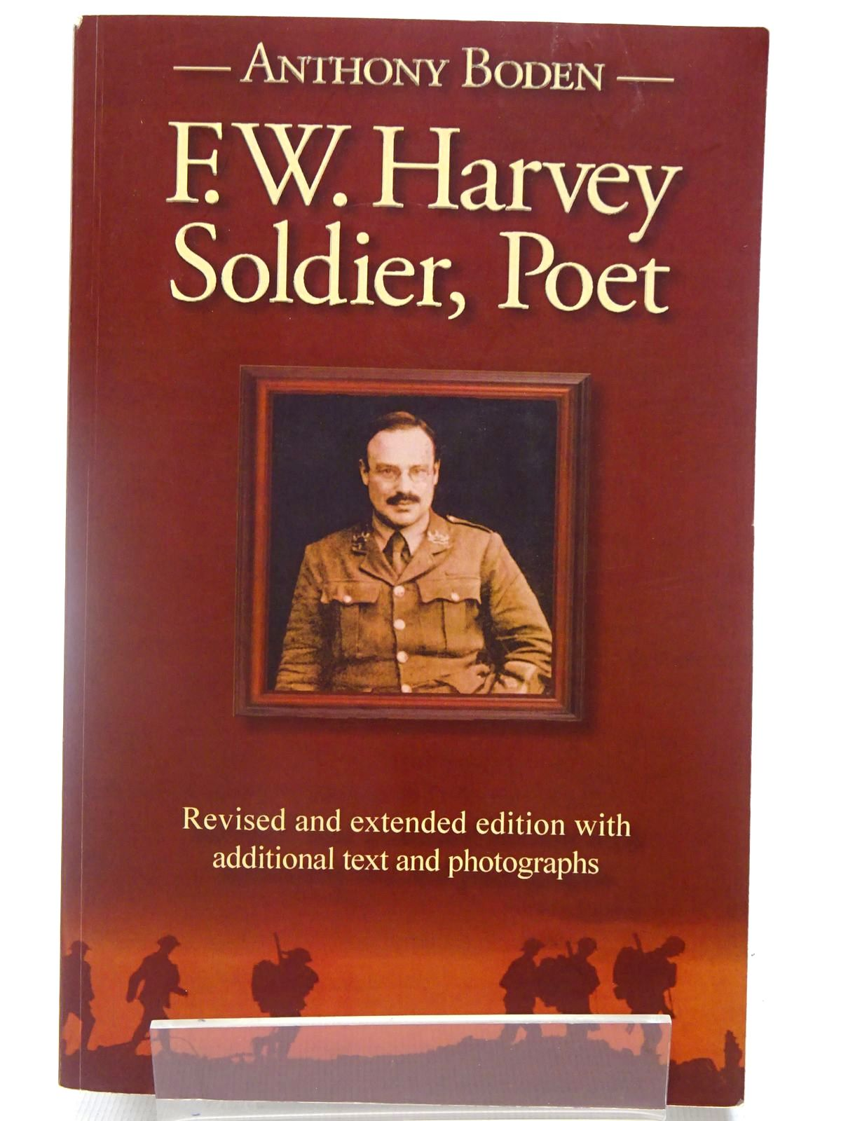 Photo of F.W. HARVEY SOLDIER, POET- Stock Number: 2127133