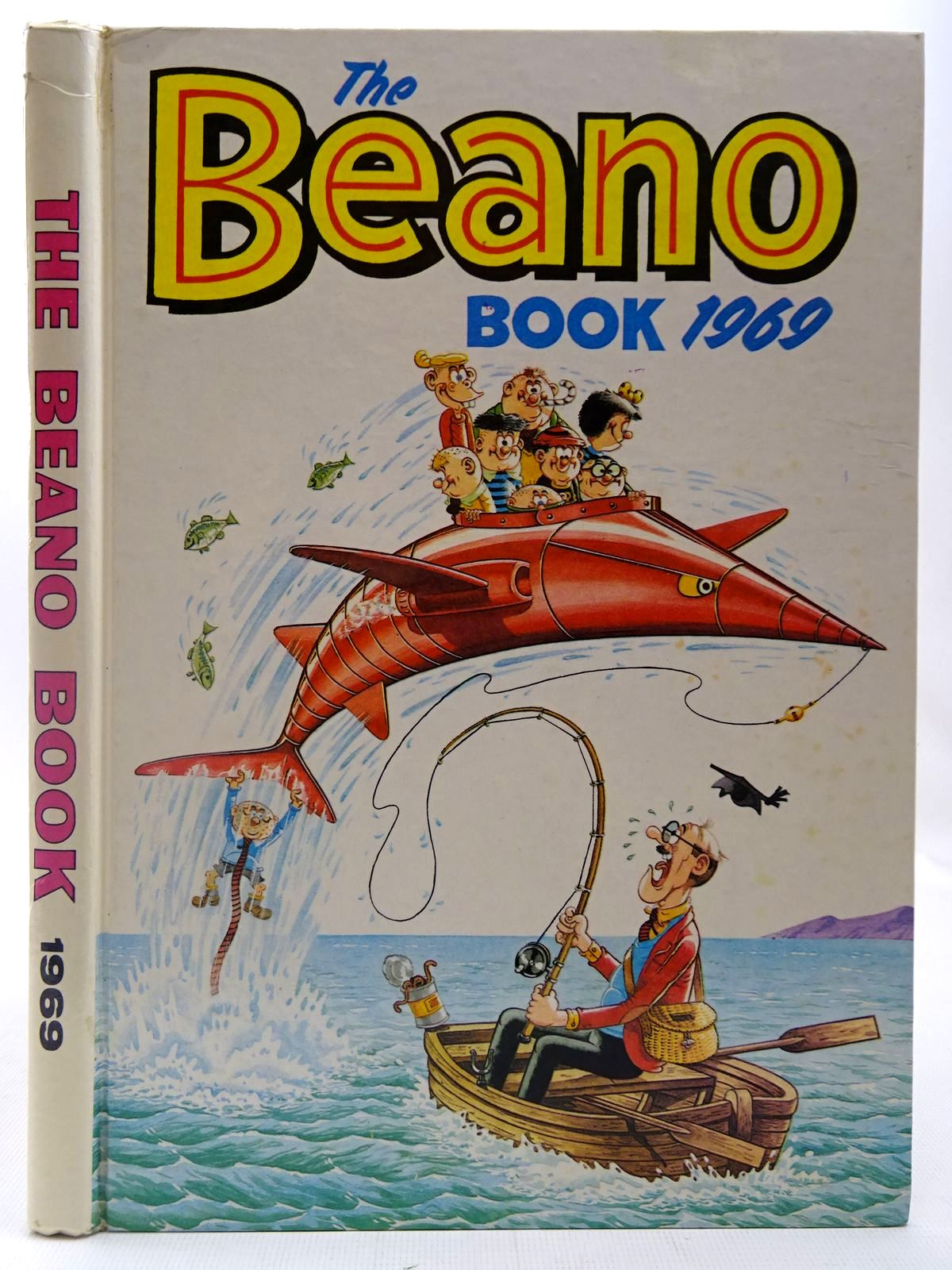 Photo of THE BEANO BOOK 1969 published by D.C. Thomson & Co Ltd. (STOCK CODE: 2127138)  for sale by Stella & Rose's Books