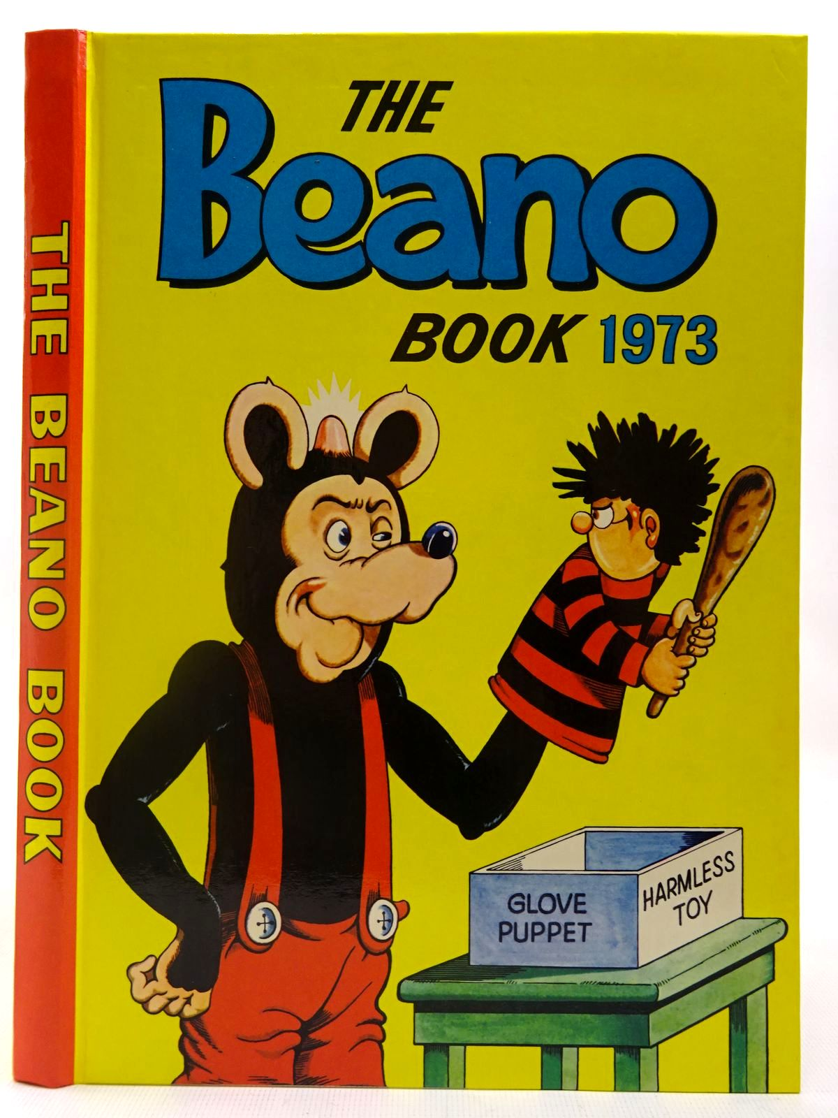 Photo of THE BEANO BOOK 1973 published by D.C. Thomson & Co Ltd. (STOCK CODE: 2127139)  for sale by Stella & Rose's Books