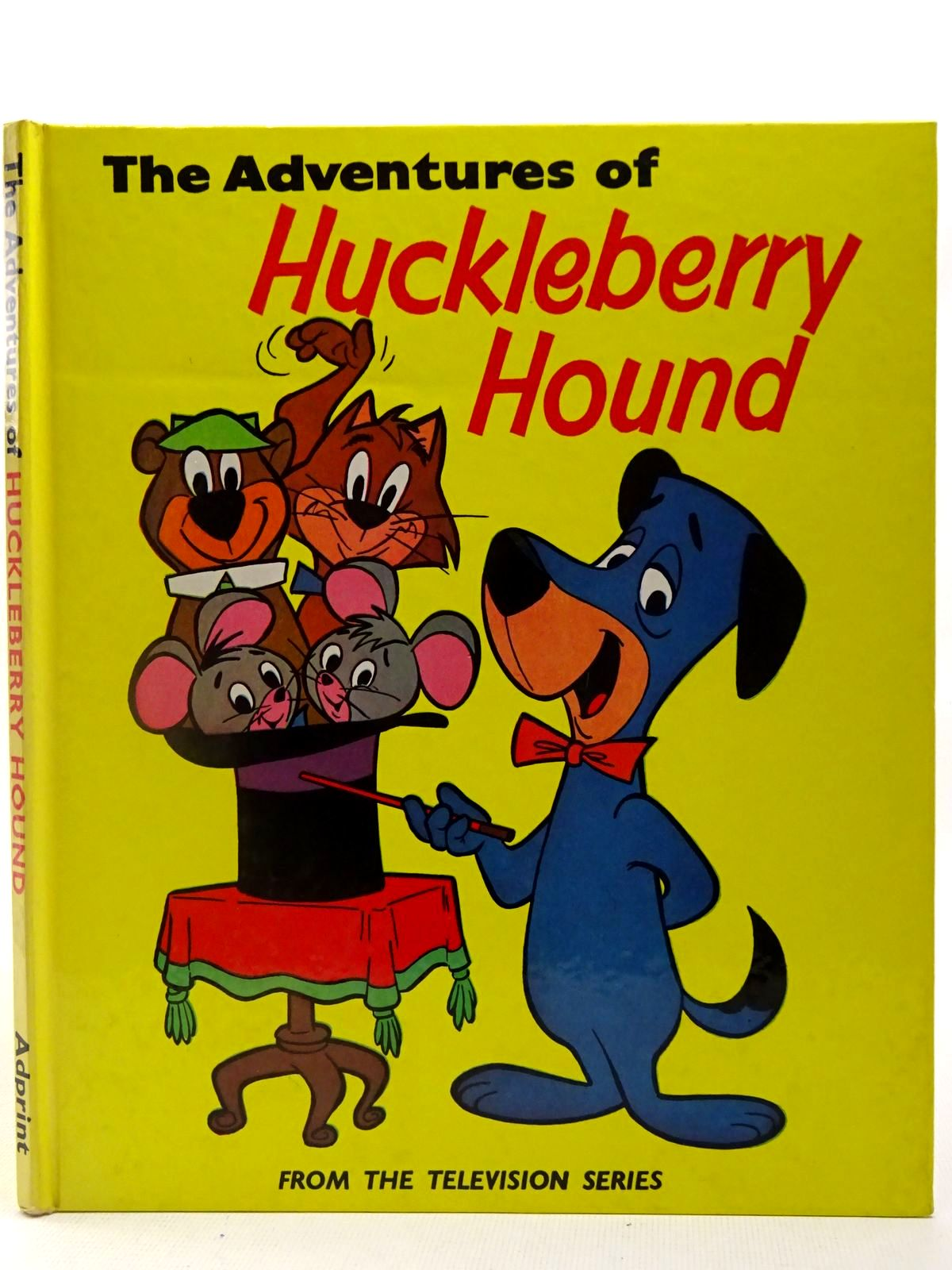 Photo of THE ADVENTURES OF HUCKLEBERRY HOUND- Stock Number: 2127206
