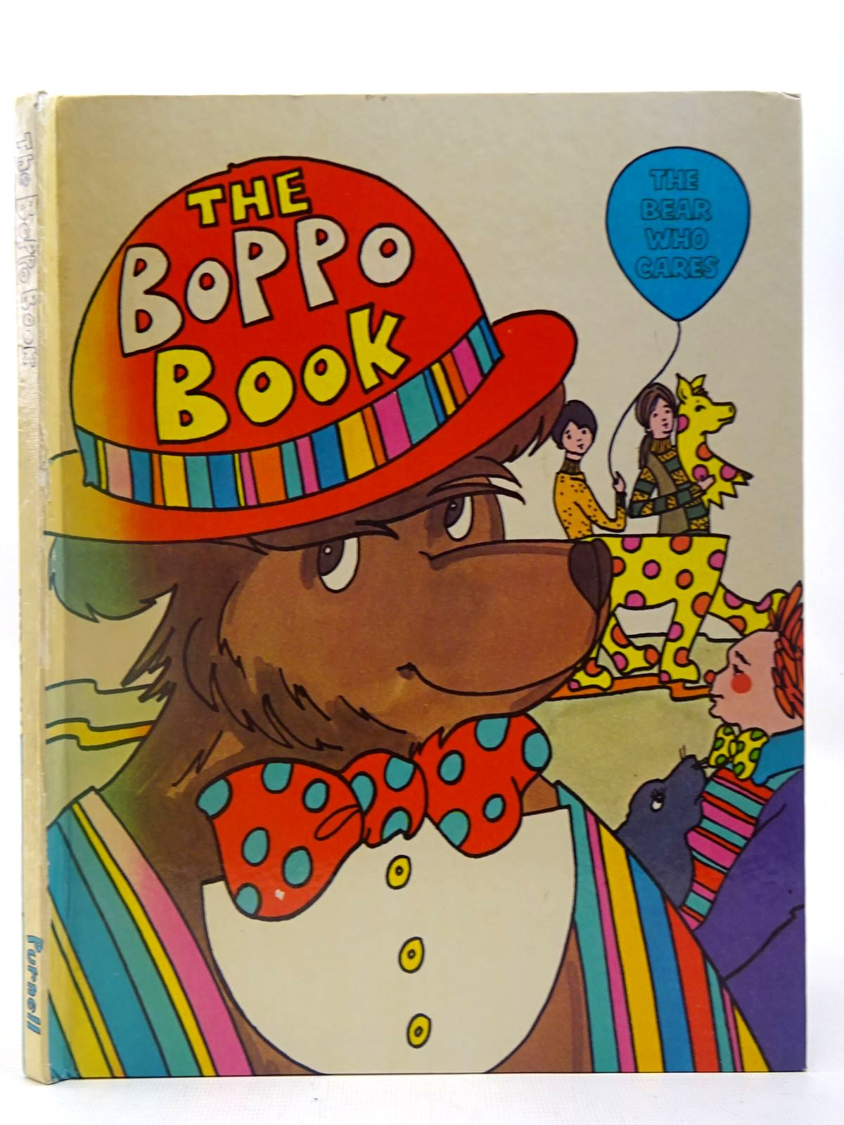 Photo of THE BOPPO BOOK- Stock Number: 2127213