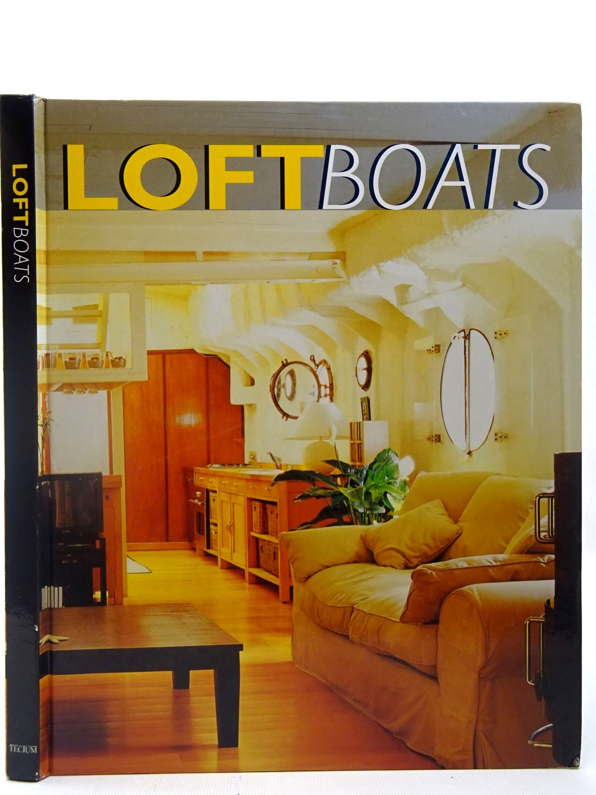 Photo of LOFTBOATS written by Bayot, Cyriaque published by Tectum Publishers (STOCK CODE: 2127216)  for sale by Stella & Rose's Books