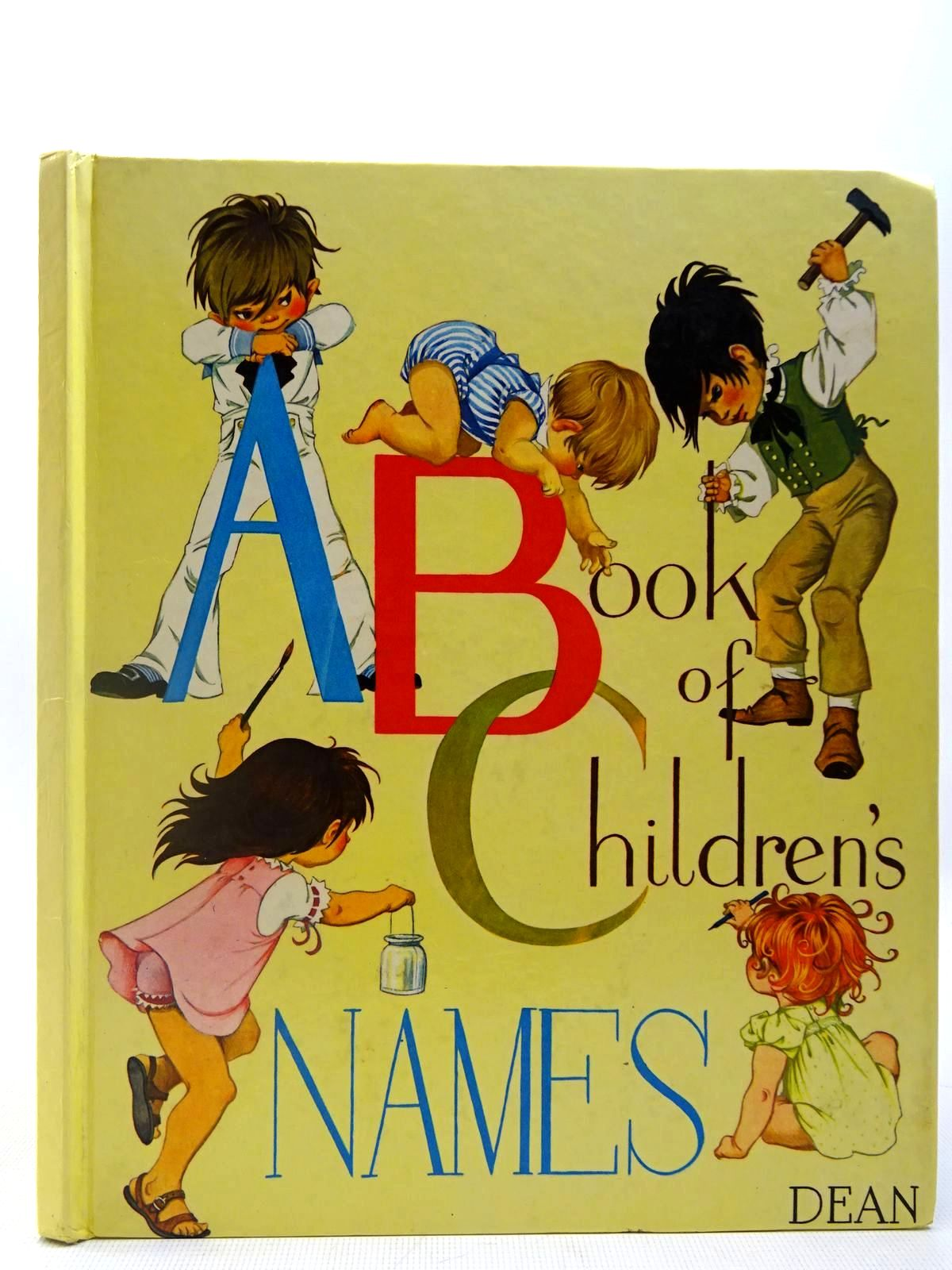 Photo of A BOOK OF CHILDREN'S NAMES- Stock Number: 2127220