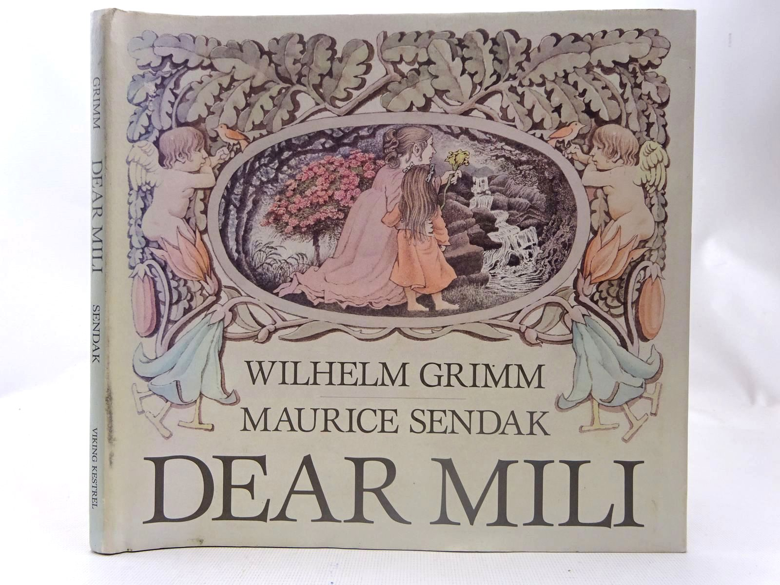 Photo of DEAR MILI written by Grimm, Wilhelm illustrated by Sendak, Maurice published by Viking Kestrel (STOCK CODE: 2127222)  for sale by Stella & Rose's Books