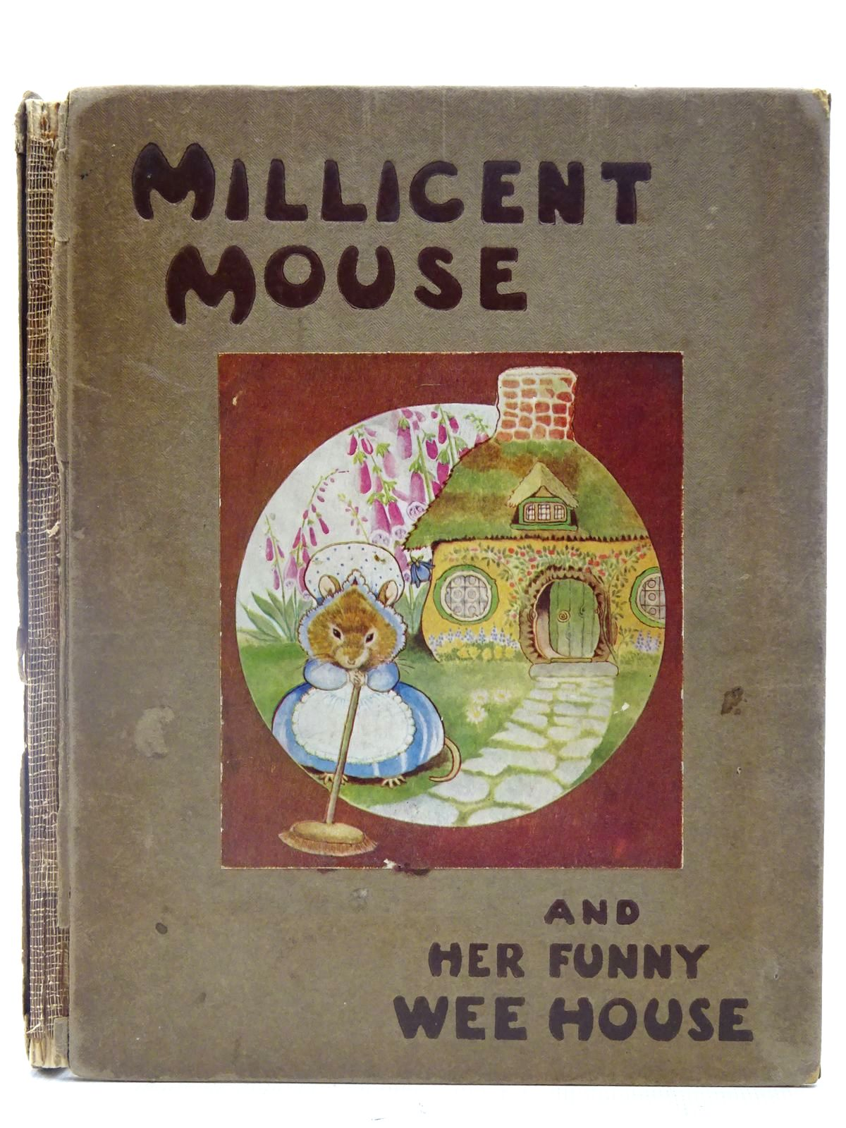 Photo of MILLICENT MOUSE AND HER FUNNY WEE HOUSE- Stock Number: 2127243
