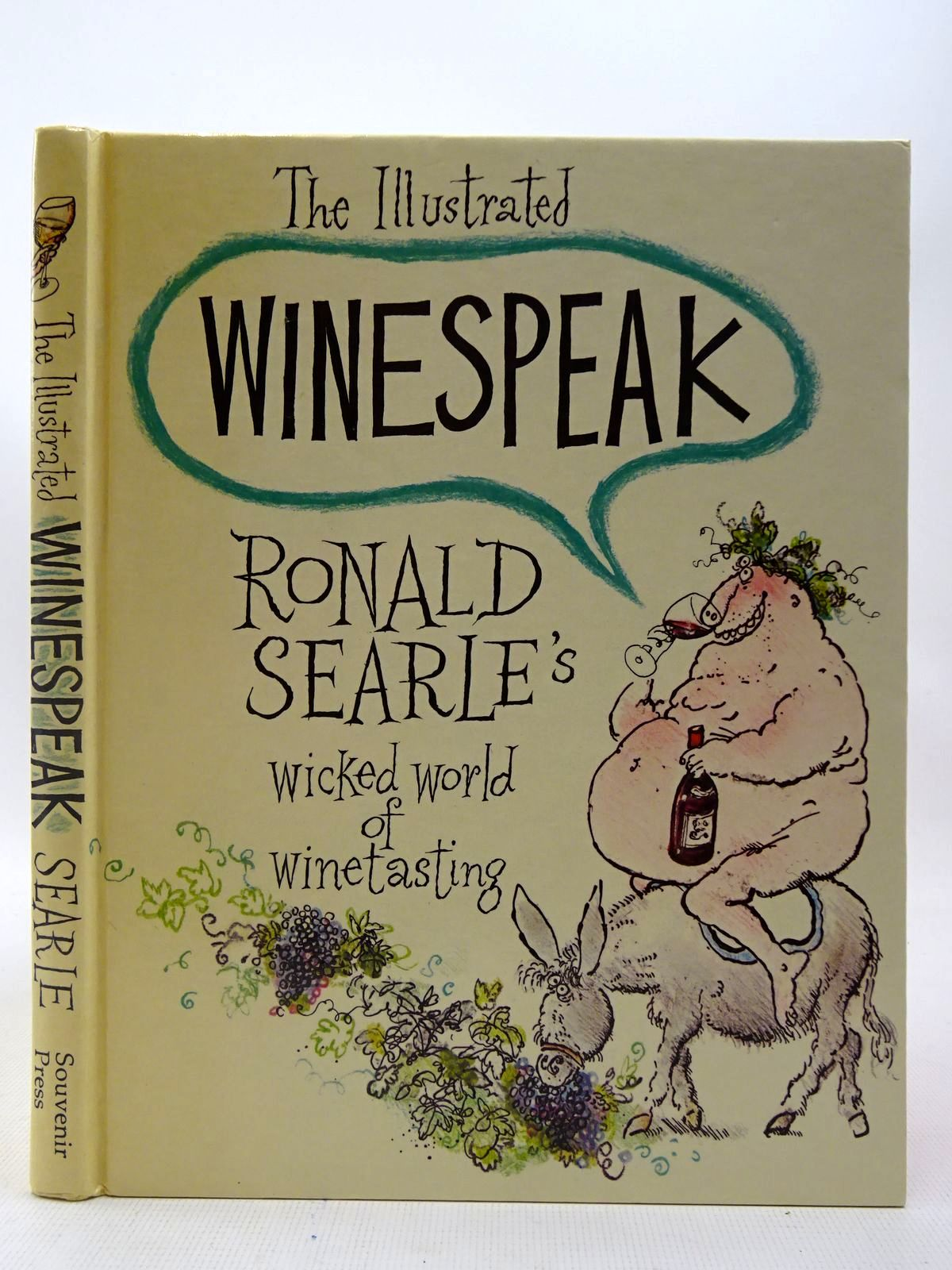 Photo of THE ILLUSTRATED WINESPEAK- Stock Number: 2127248