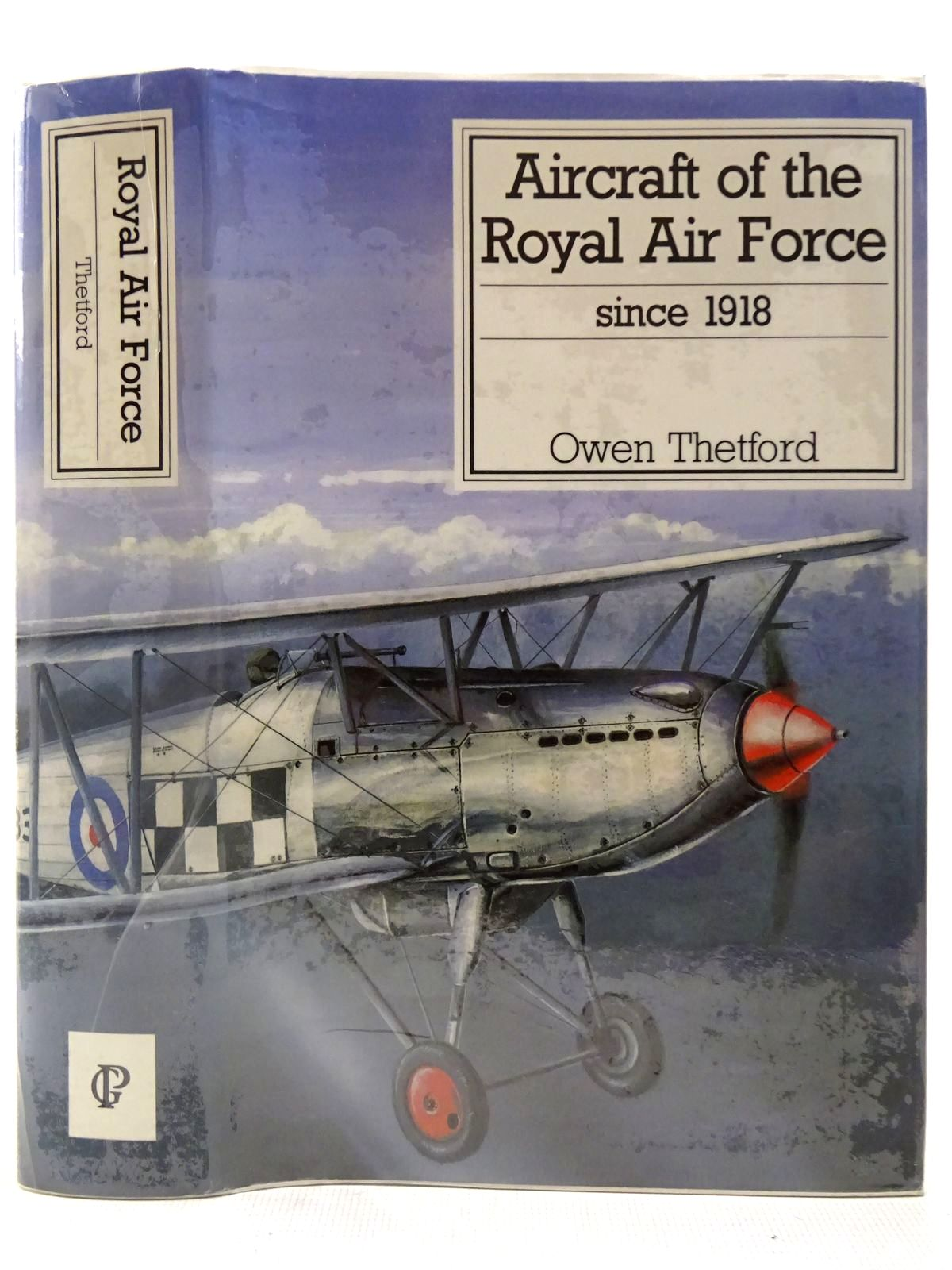Photo of AIRCRAFT OF THE ROYAL AIR FORCE SINCE 1918 written by Thetford, Owen G. published by Guild Publishing, Book Club Associates (STOCK CODE: 2127255)  for sale by Stella & Rose's Books