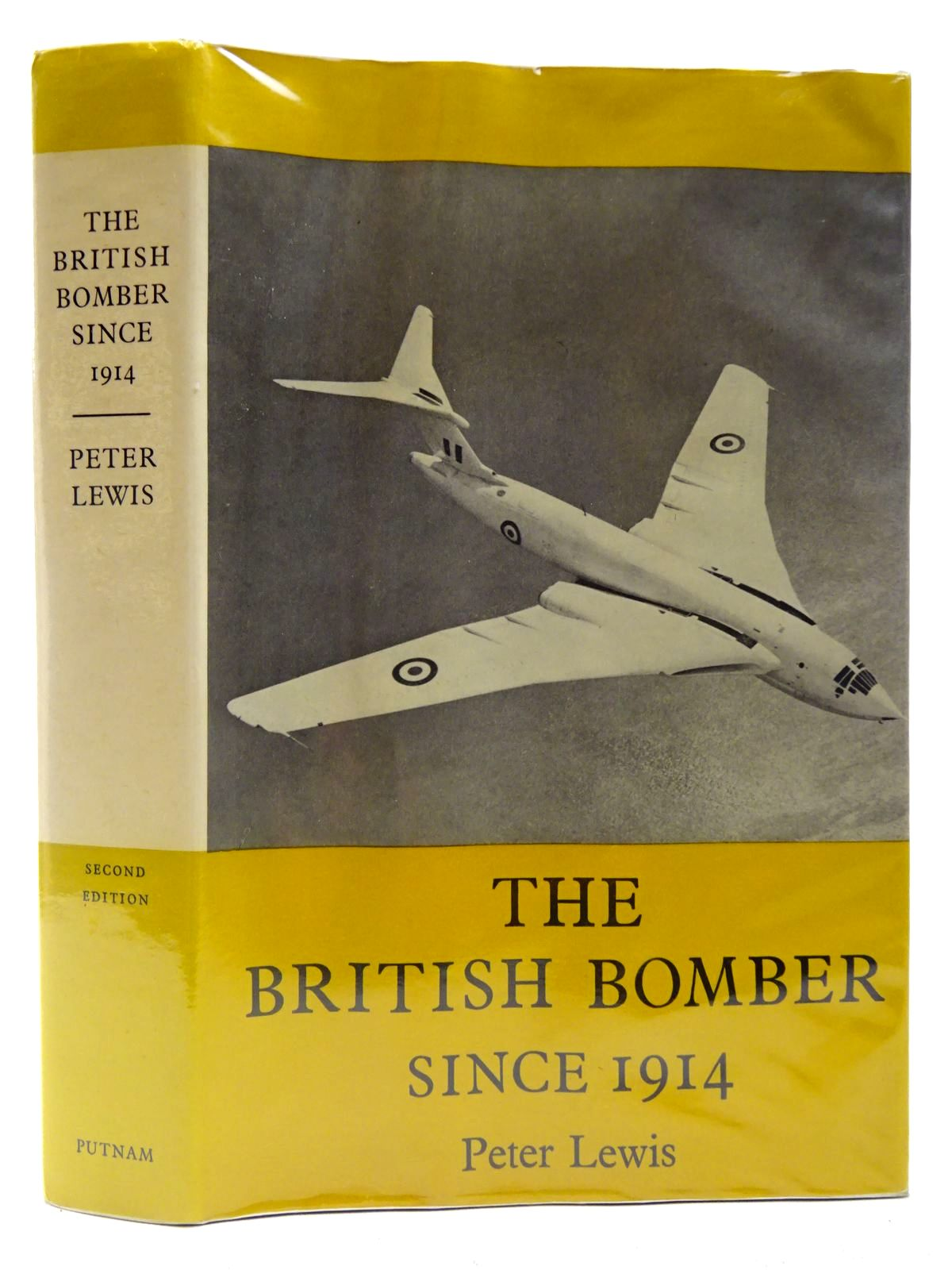 Photo of THE BRITISH BOMBER SINCE 1914- Stock Number: 2127258