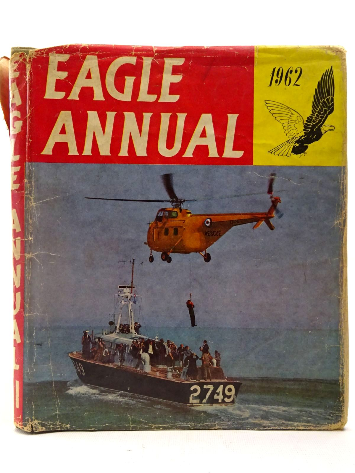 Photo of EAGLE ANNUAL 1962 written by Makins, Clifford published by Longacre Press (STOCK CODE: 2127275)  for sale by Stella & Rose's Books