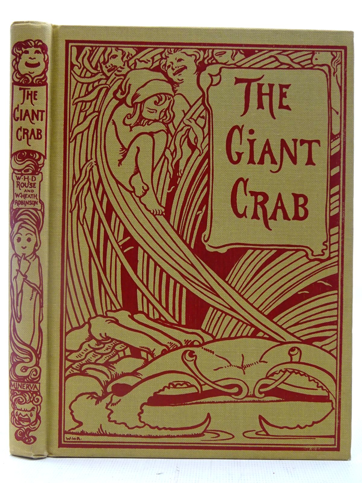 Photo of THE GIANT CRAB AND OTHER TALES FROM OLD INDIA- Stock Number: 2127293