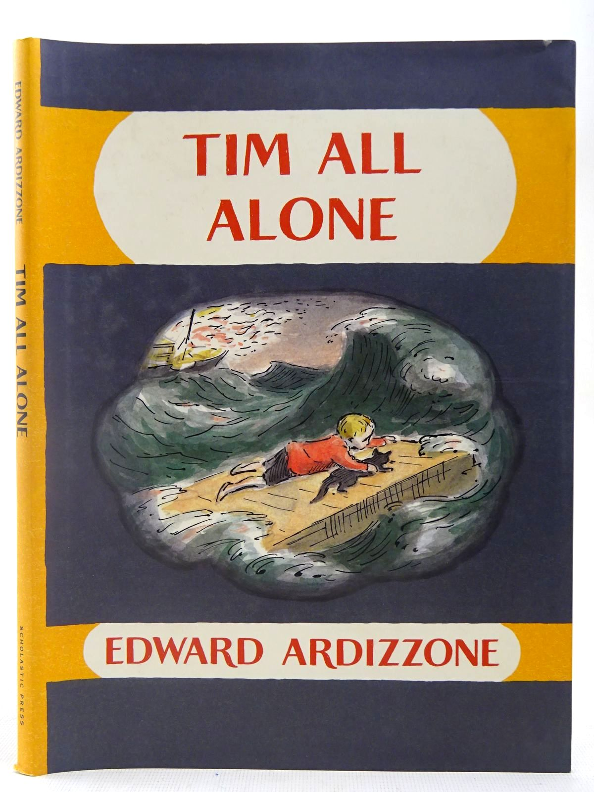 Photo of TIM ALL ALONE- Stock Number: 2127358