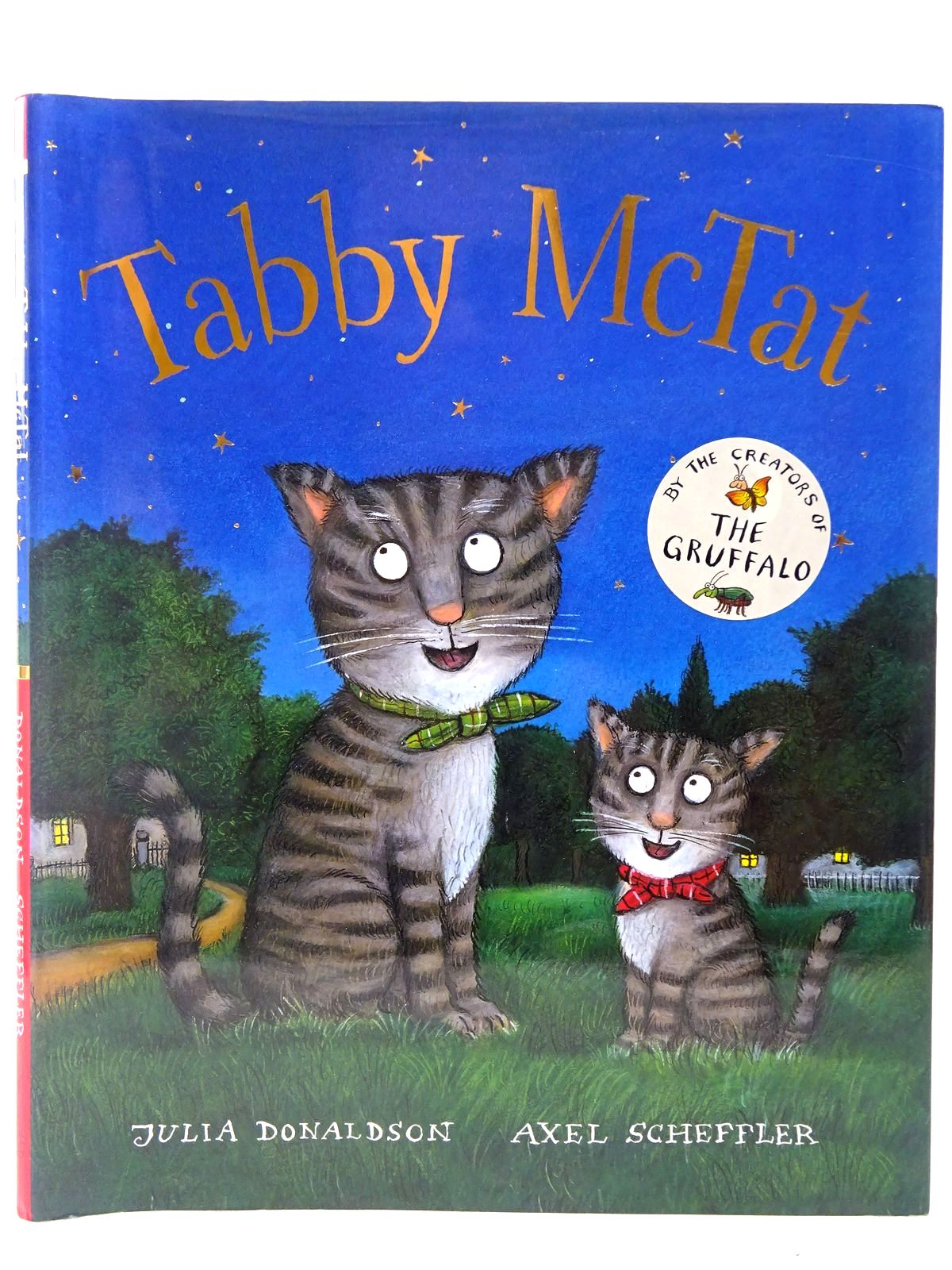 Photo of TABBY MCTAT written by Donaldson, Julia illustrated by Scheffler, Axel published by Alison Green Books (STOCK CODE: 2127360)  for sale by Stella & Rose's Books