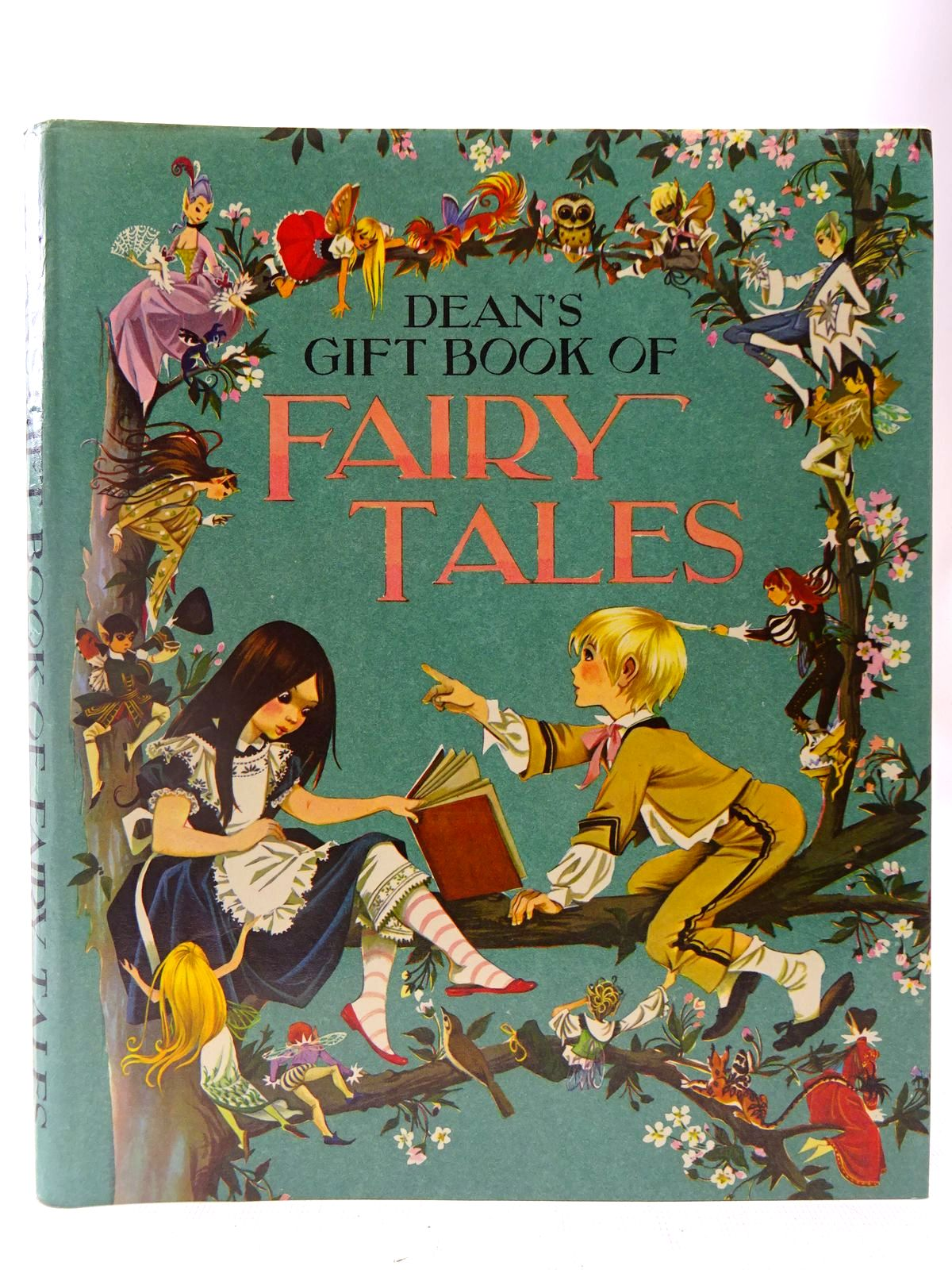 Photo of DEAN'S GIFT BOOK OF FAIRY TALES illustrated by Johnstone, Anne Grahame Johnstone, Janet Grahame published by Dean & Son Ltd. (STOCK CODE: 2127395)  for sale by Stella & Rose's Books