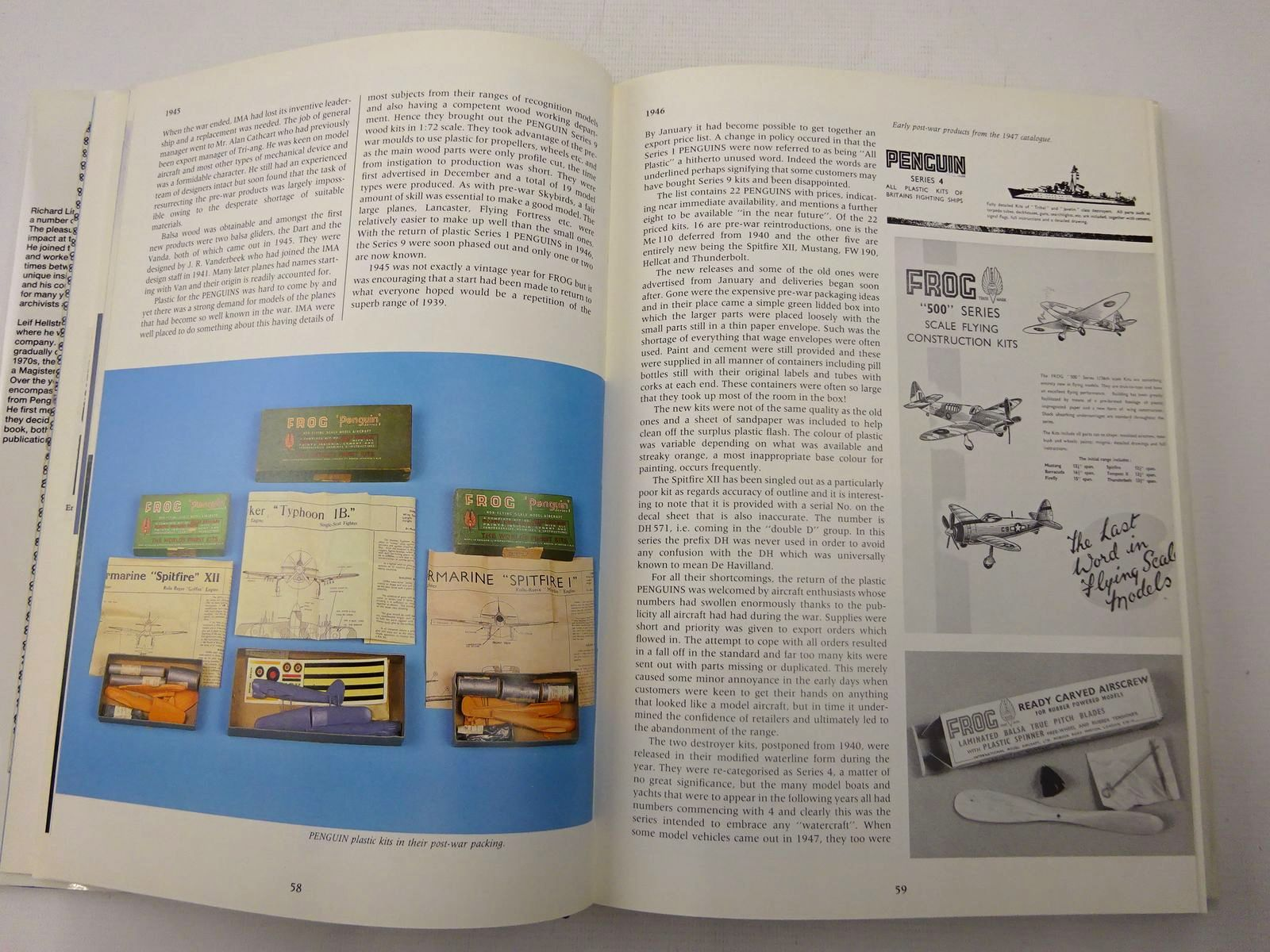 Photo of FROG MODEL AIRCRAFT 1932-1976 written by Lines, Richard Hellstrom, Leif published by New Cavendish Books (STOCK CODE: 2127429)  for sale by Stella & Rose's Books