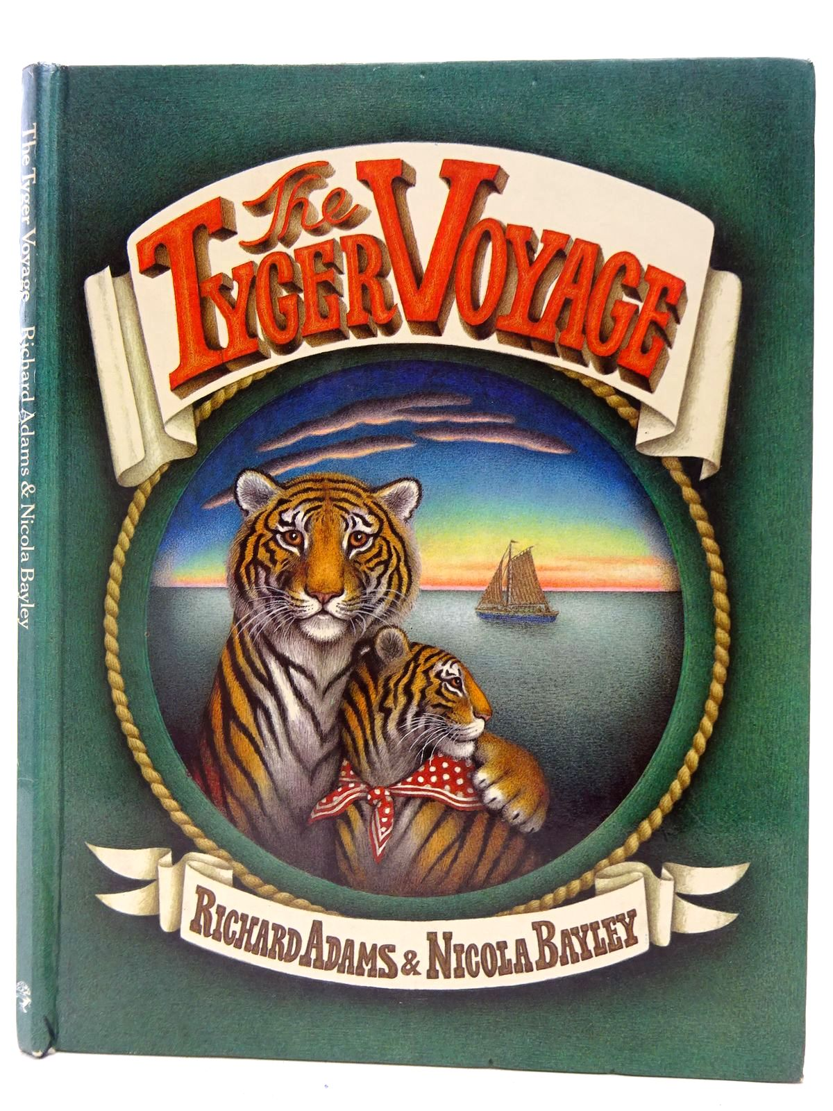 Photo of THE TYGER VOYAGE- Stock Number: 2127433