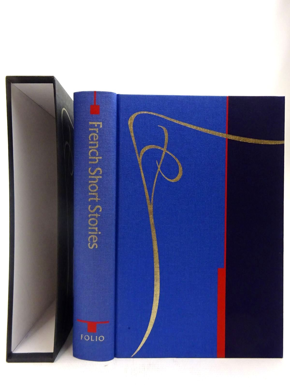 Photo of FRENCH SHORT STORIES- Stock Number: 2127442